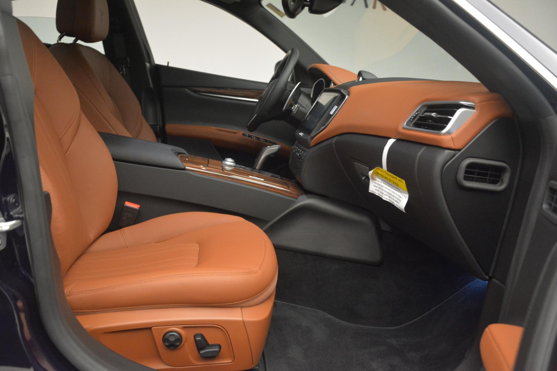 New 2019 Maserati Ghibli S Q4 For Sale In Greenwich, CT. Alfa Romeo of Greenwich, M2290 3106_p22