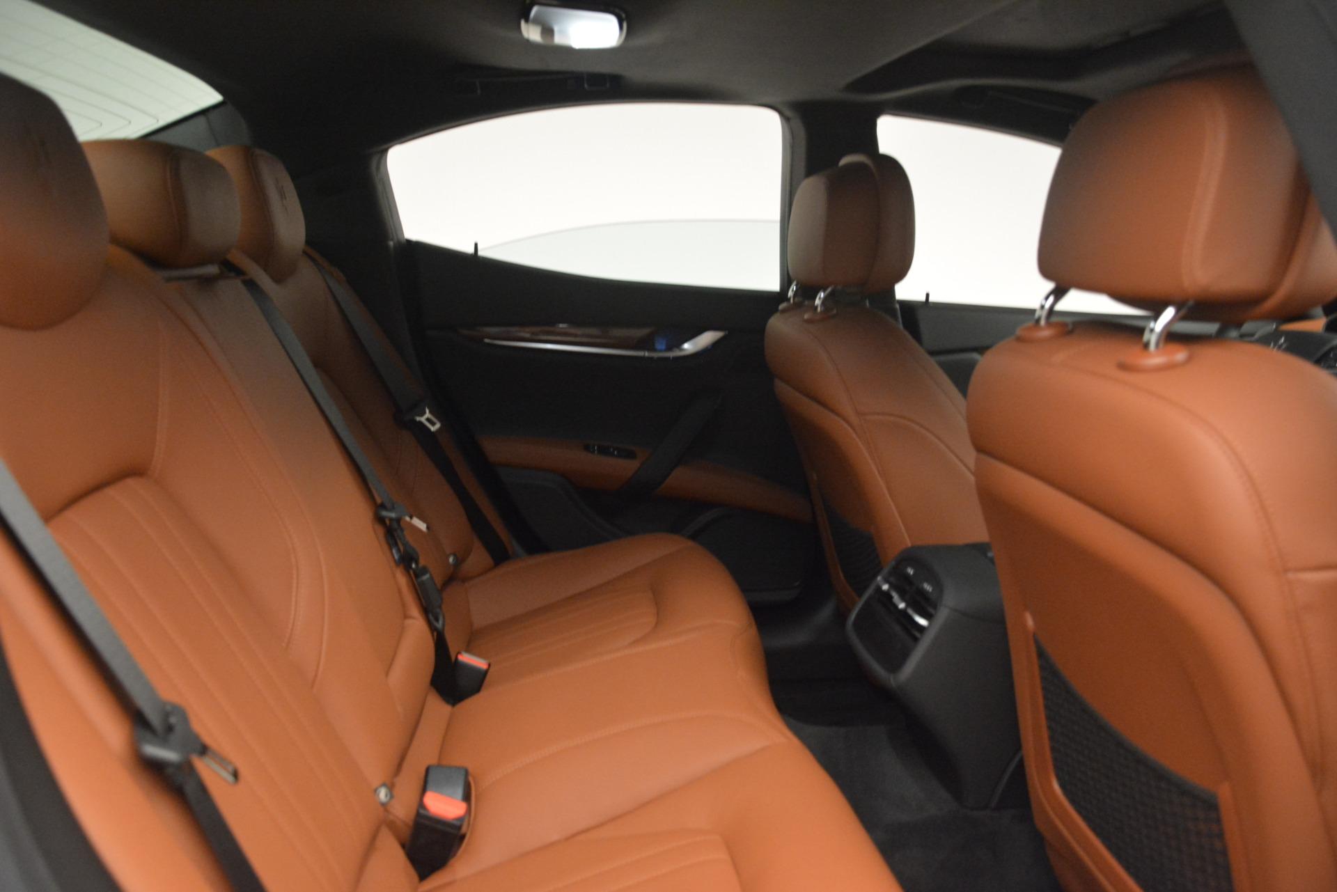New 2019 Maserati Ghibli S Q4 For Sale In Greenwich, CT. Alfa Romeo of Greenwich, M2290 3106_p26
