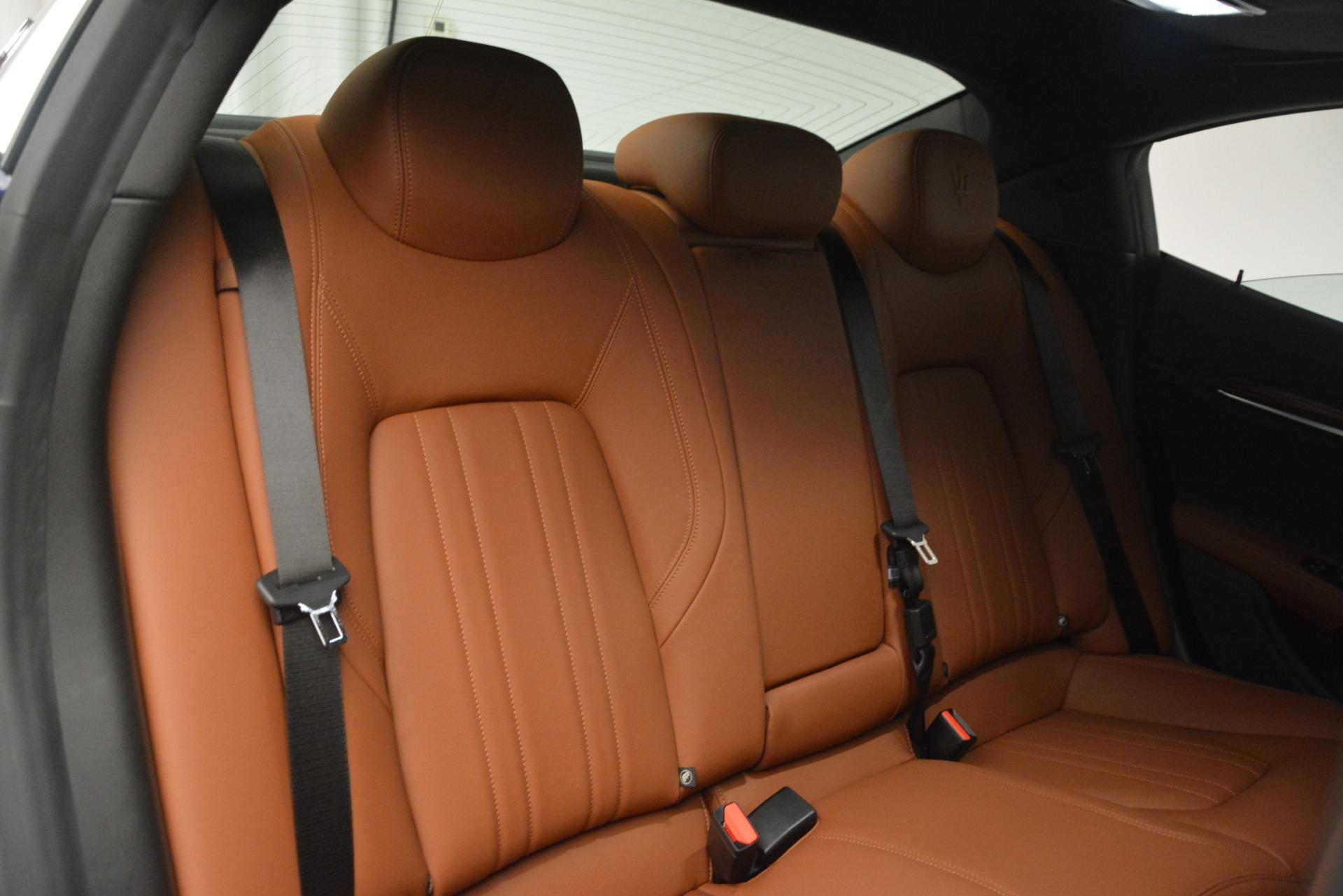 New 2019 Maserati Ghibli S Q4 For Sale In Greenwich, CT. Alfa Romeo of Greenwich, M2290 3106_p27