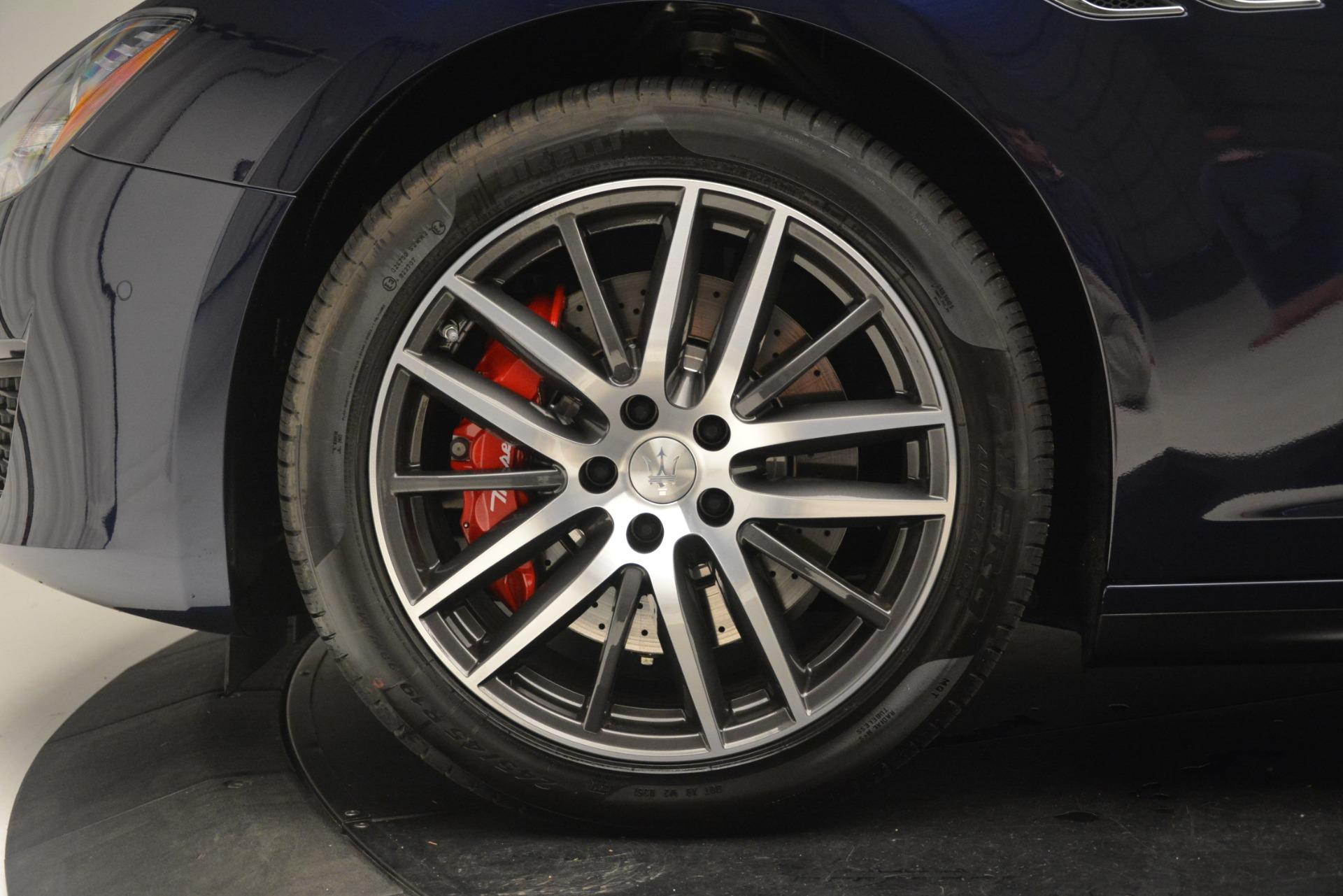 New 2019 Maserati Ghibli S Q4 For Sale In Greenwich, CT. Alfa Romeo of Greenwich, M2290 3106_p29
