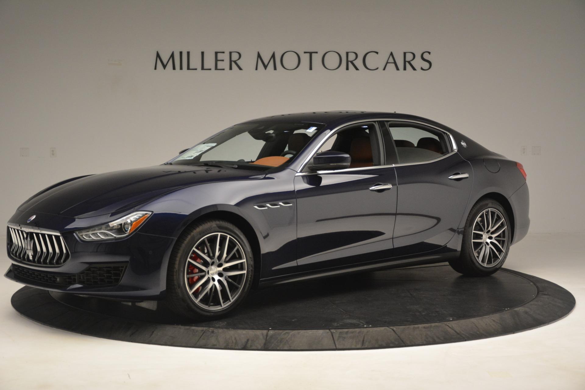 New 2019 Maserati Ghibli S Q4 For Sale In Greenwich, CT. Alfa Romeo of Greenwich, M2290 3106_p2