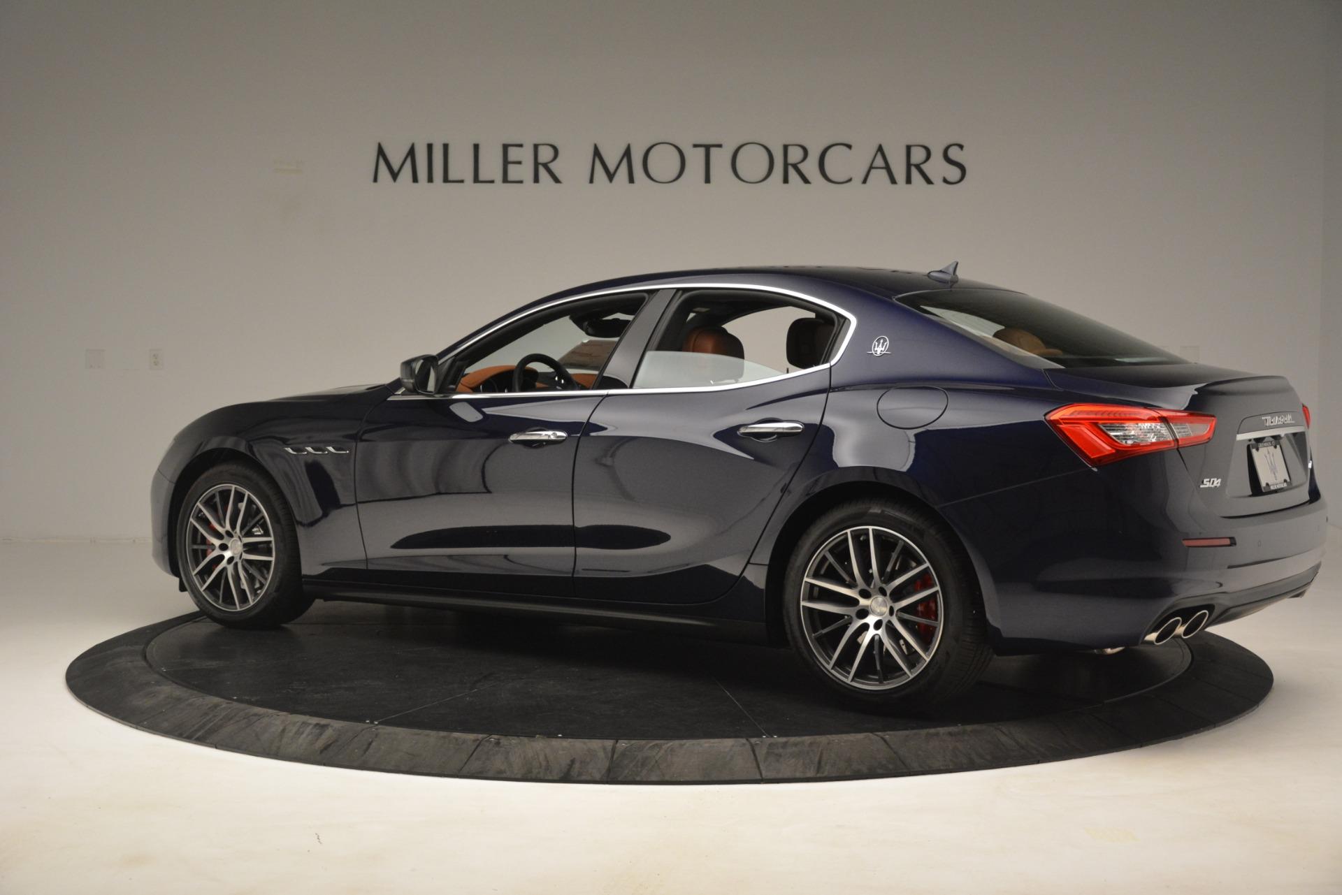 New 2019 Maserati Ghibli S Q4 For Sale In Greenwich, CT. Alfa Romeo of Greenwich, M2290 3106_p4