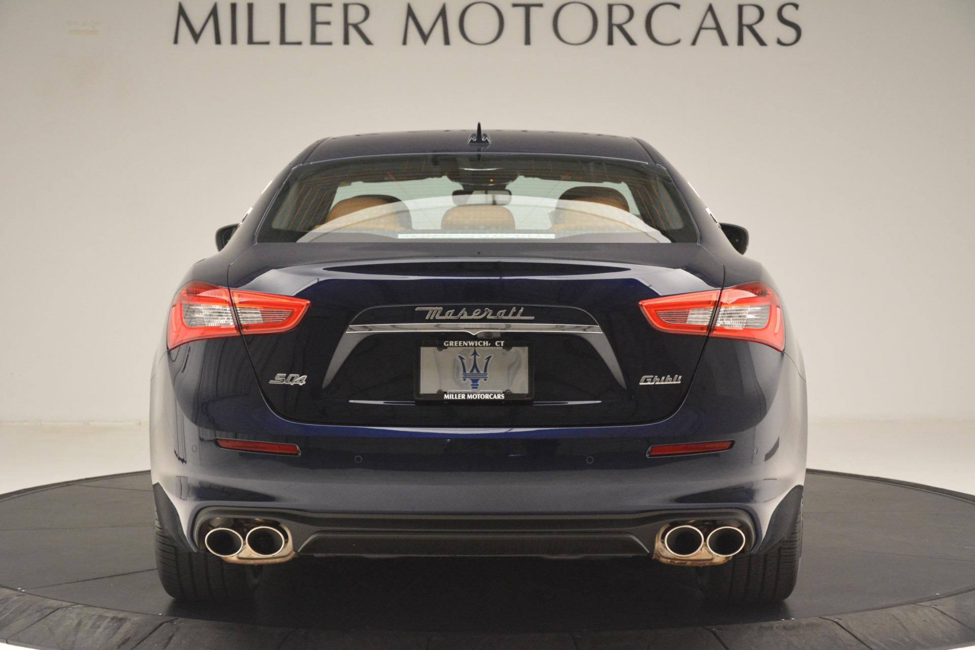 New 2019 Maserati Ghibli S Q4 For Sale In Greenwich, CT. Alfa Romeo of Greenwich, M2290 3106_p6