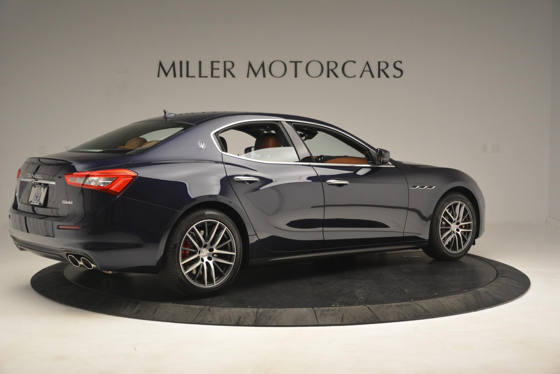 New 2019 Maserati Ghibli S Q4 For Sale In Greenwich, CT. Alfa Romeo of Greenwich, M2290 3106_p8