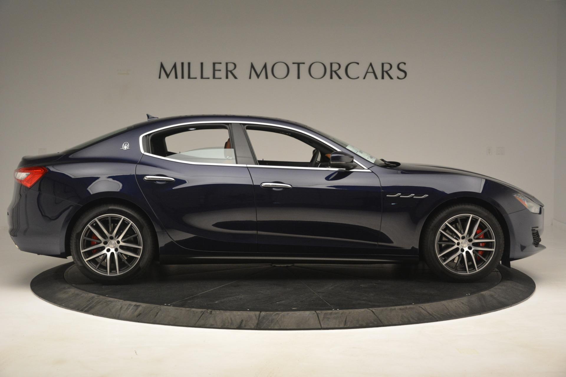 New 2019 Maserati Ghibli S Q4 For Sale In Greenwich, CT. Alfa Romeo of Greenwich, M2290 3106_p9