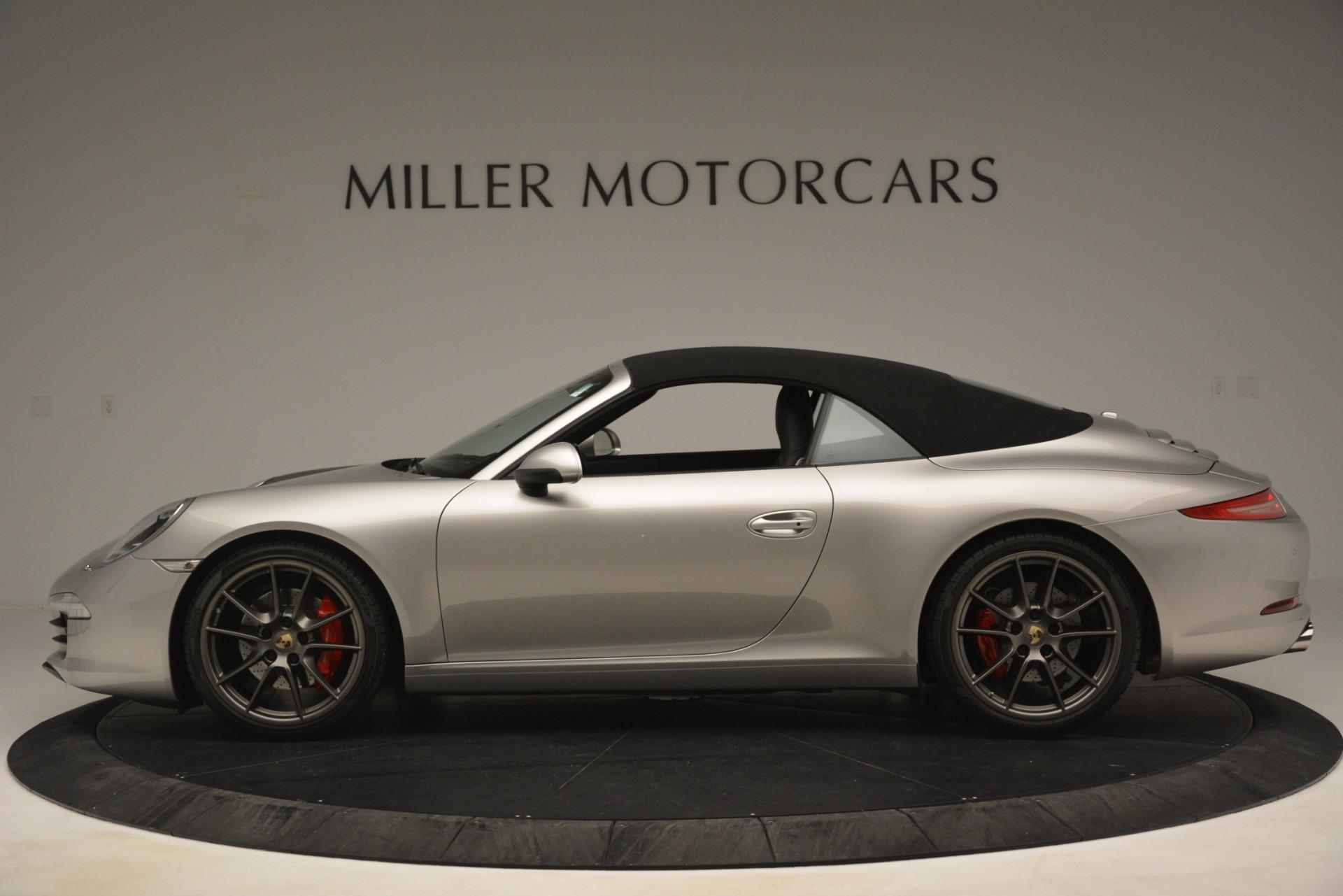 Used 2013 Porsche 911 Carrera S For Sale In Greenwich, CT. Alfa Romeo of Greenwich, M2032A 3107_p15