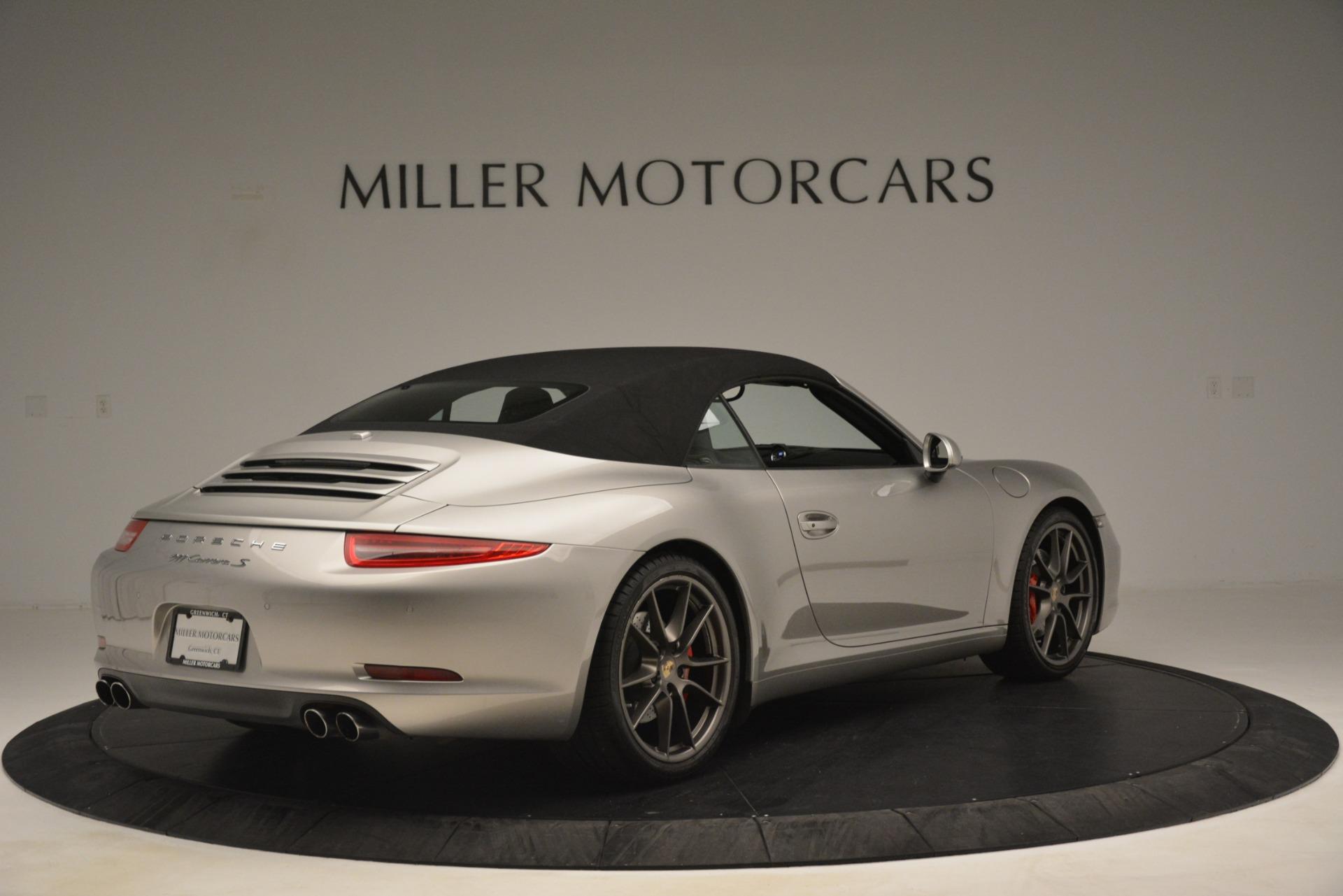 Used 2013 Porsche 911 Carrera S For Sale In Greenwich, CT. Alfa Romeo of Greenwich, M2032A 3107_p17
