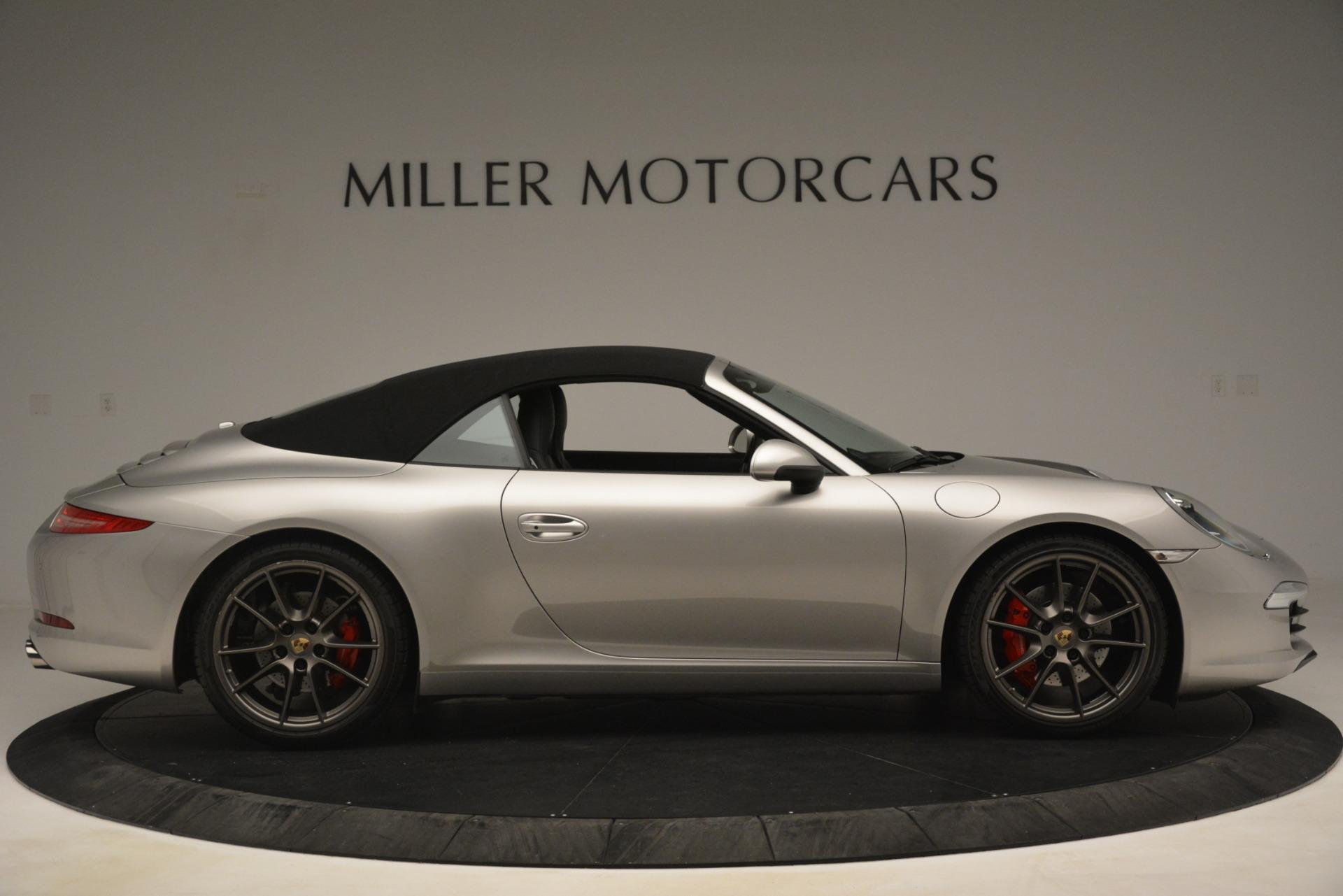 Used 2013 Porsche 911 Carrera S For Sale In Greenwich, CT. Alfa Romeo of Greenwich, M2032A 3107_p18