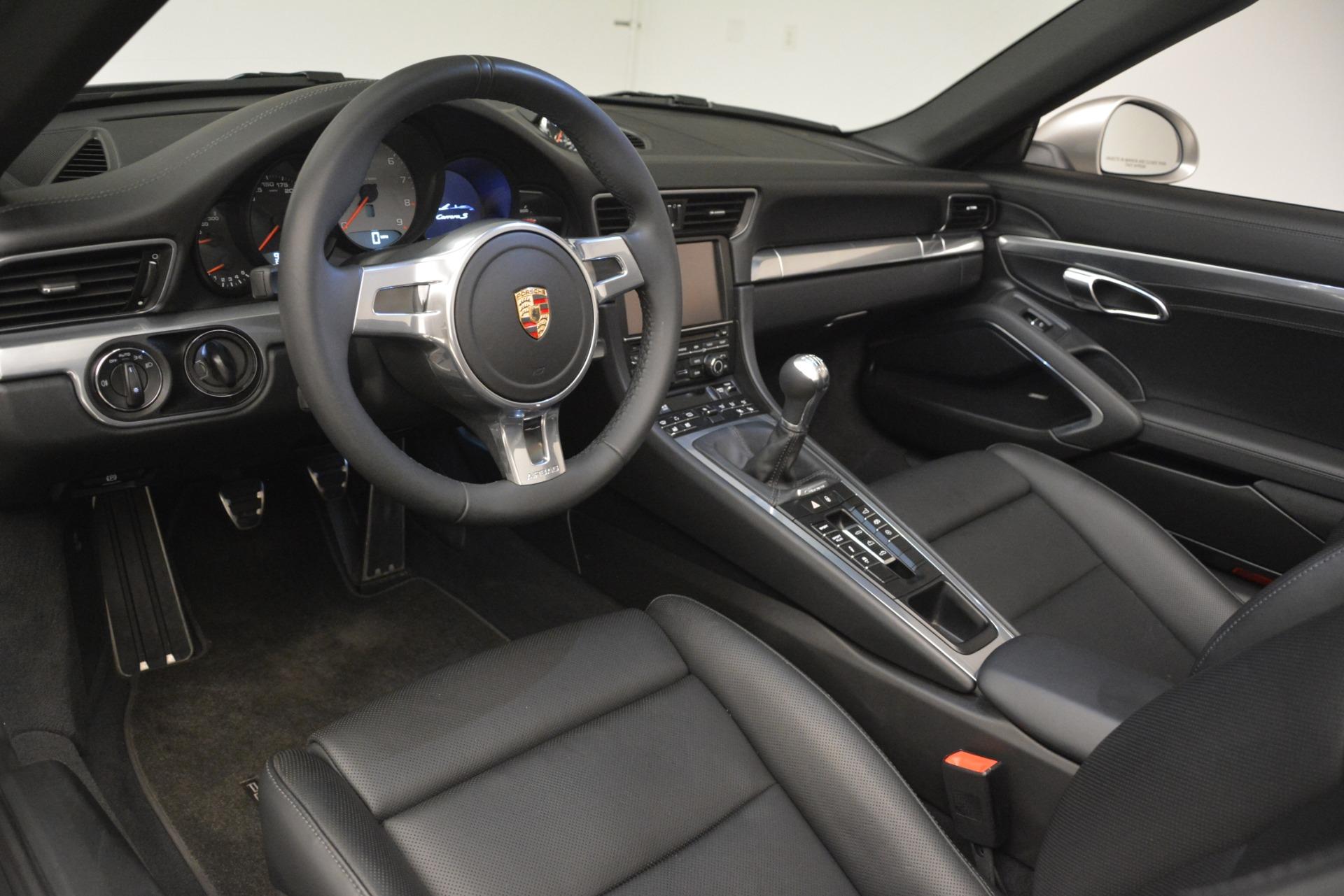 Used 2013 Porsche 911 Carrera S For Sale In Greenwich, CT. Alfa Romeo of Greenwich, M2032A 3107_p19