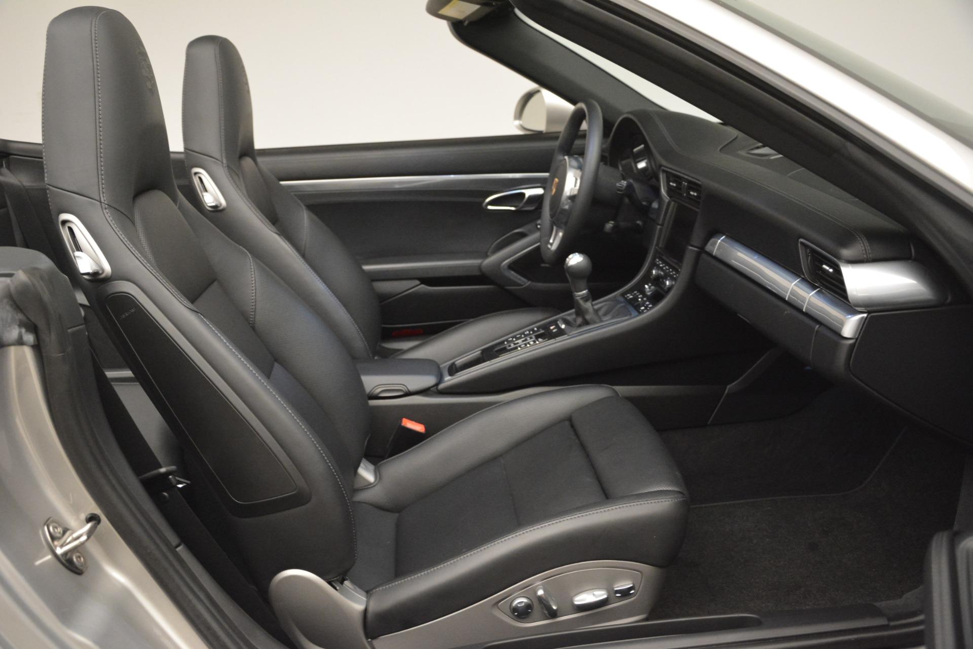 Used 2013 Porsche 911 Carrera S For Sale In Greenwich, CT. Alfa Romeo of Greenwich, M2032A 3107_p25