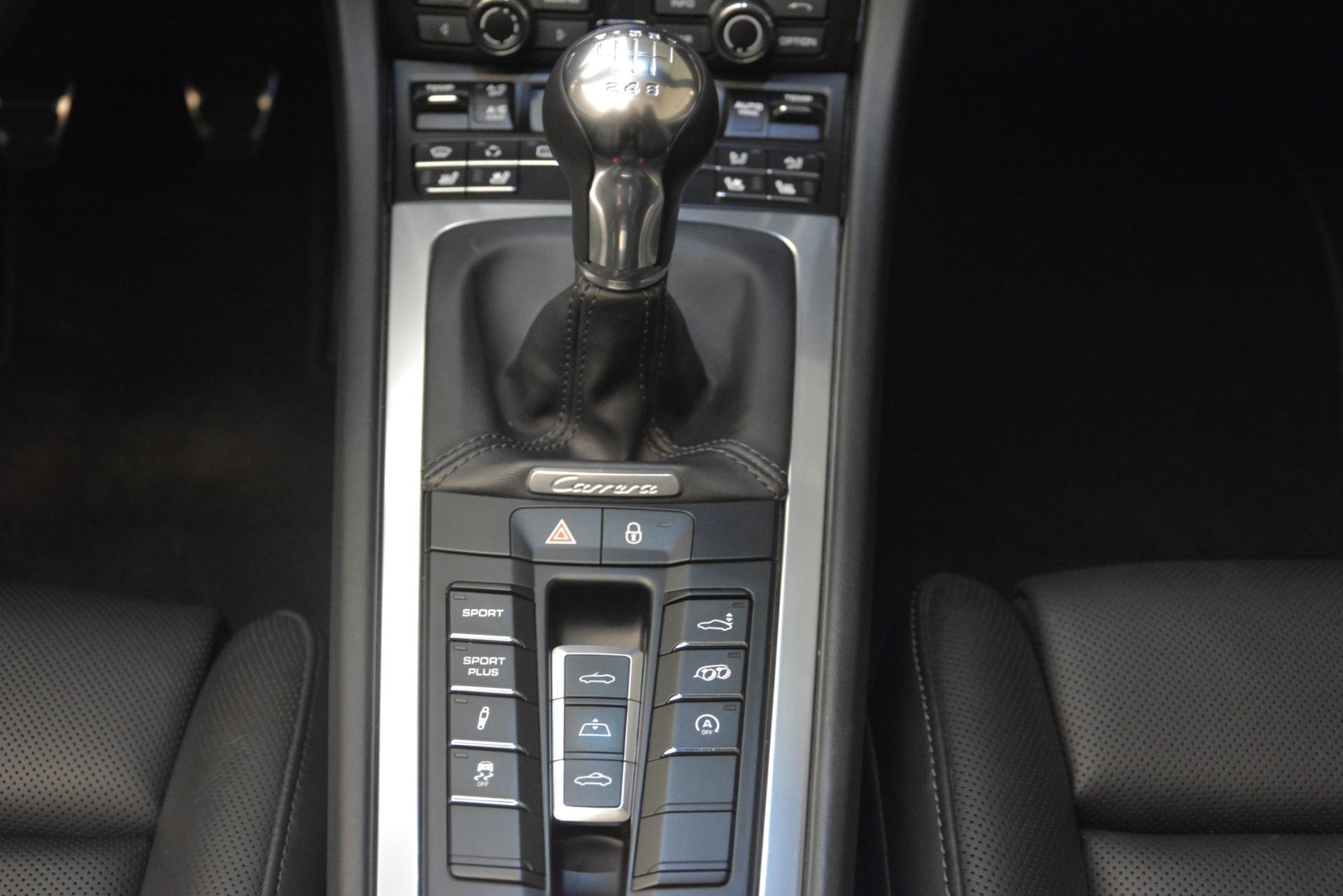 Used 2013 Porsche 911 Carrera S For Sale In Greenwich, CT. Alfa Romeo of Greenwich, M2032A 3107_p29