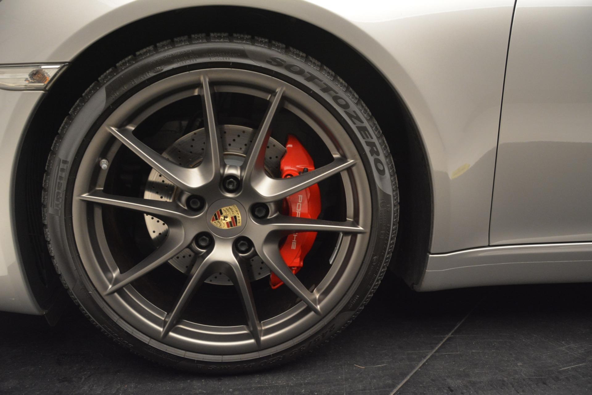 Used 2013 Porsche 911 Carrera S For Sale In Greenwich, CT. Alfa Romeo of Greenwich, M2032A 3107_p31