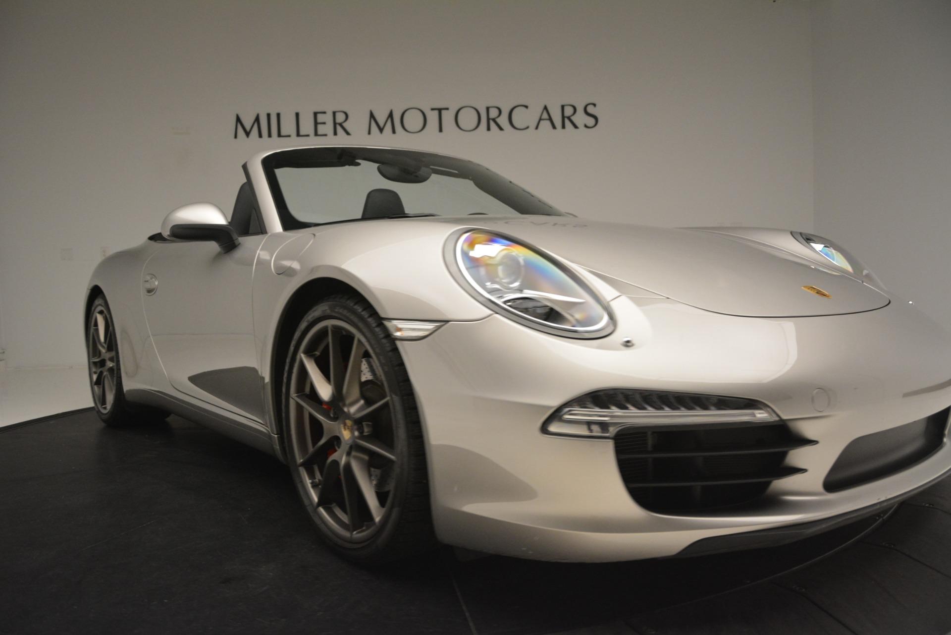 Used 2013 Porsche 911 Carrera S For Sale In Greenwich, CT. Alfa Romeo of Greenwich, M2032A 3107_p33