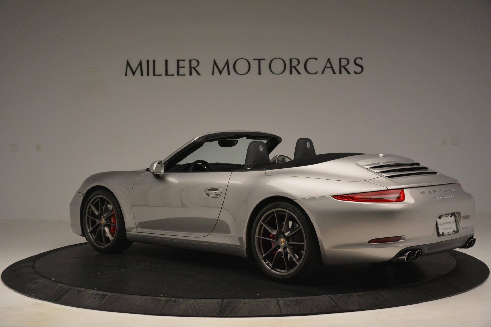 Used 2013 Porsche 911 Carrera S For Sale In Greenwich, CT. Alfa Romeo of Greenwich, M2032A 3107_p4