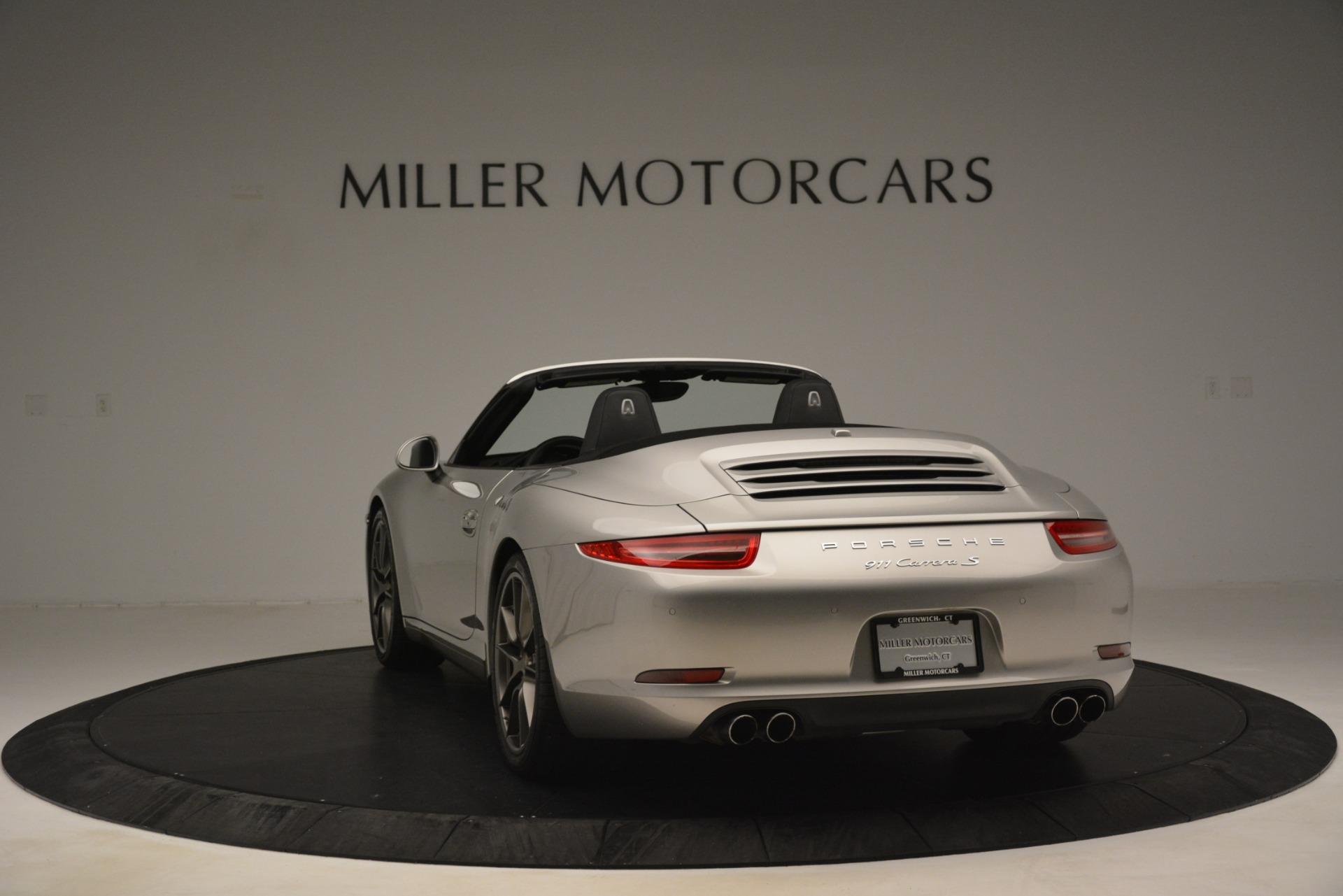 Used 2013 Porsche 911 Carrera S For Sale In Greenwich, CT. Alfa Romeo of Greenwich, M2032A 3107_p5