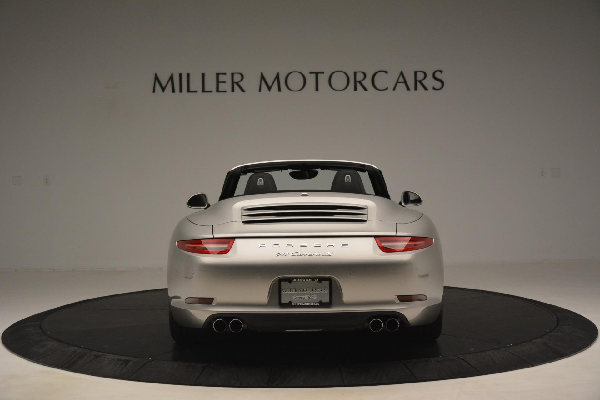 Used 2013 Porsche 911 Carrera S For Sale In Greenwich, CT. Alfa Romeo of Greenwich, M2032A 3107_p6
