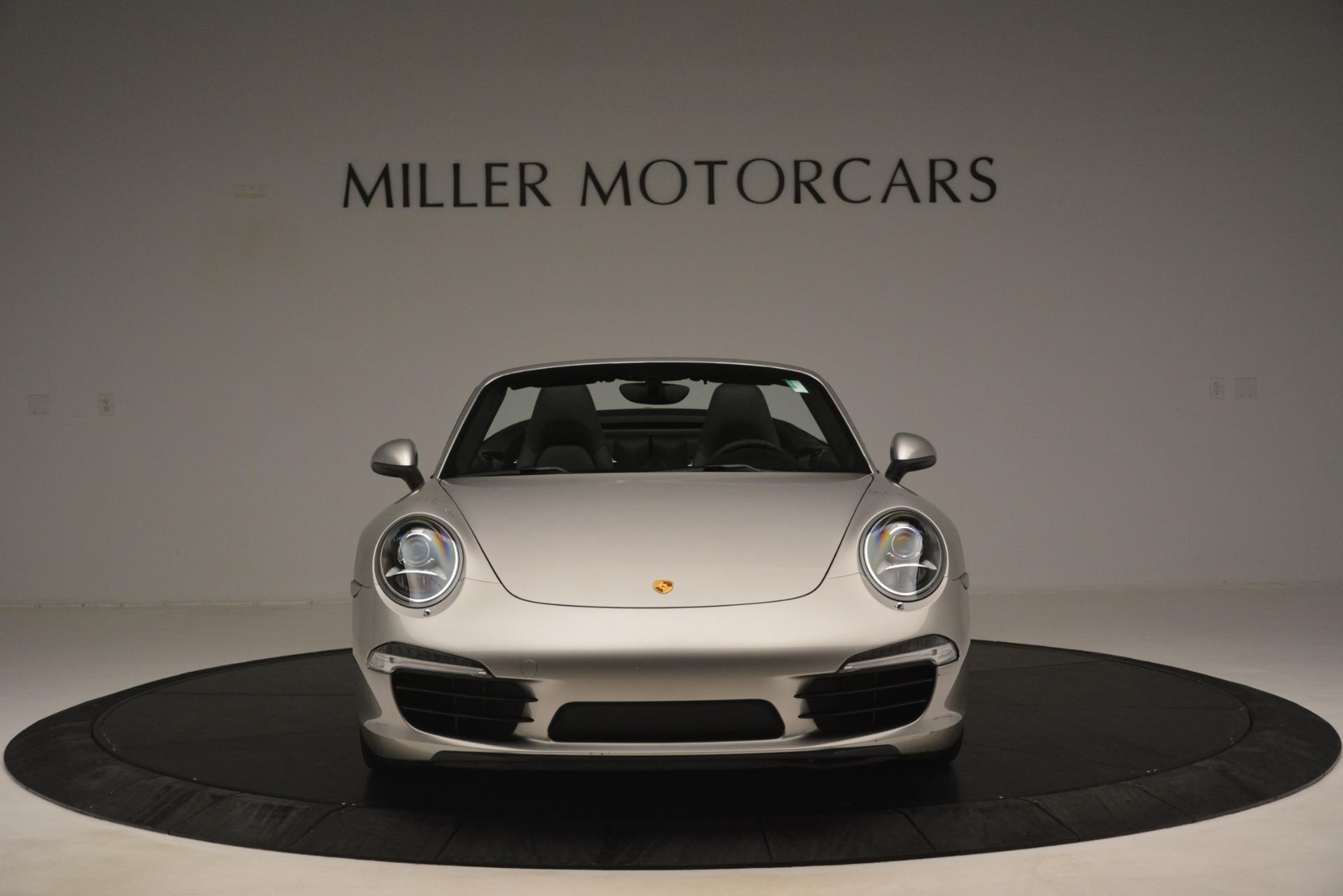 Used 2013 Porsche 911 Carrera S For Sale In Greenwich, CT. Alfa Romeo of Greenwich, M2032A 3107_p7