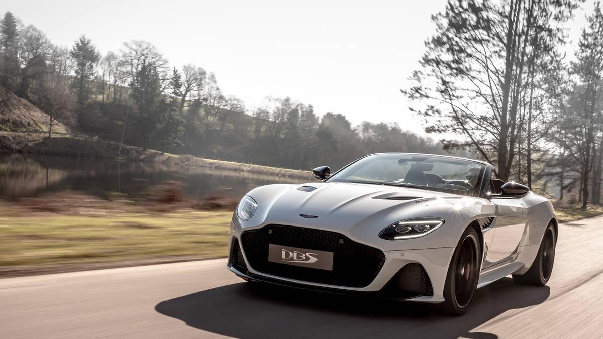 New 2020 Aston Martin DBS Convertible For Sale In Greenwich, CT. Alfa Romeo of Greenwich, 2323 3108_main