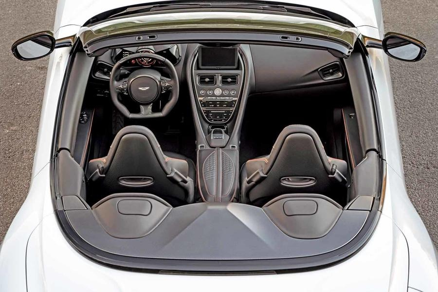 New 2020 Aston Martin DBS Convertible For Sale In Greenwich, CT. Alfa Romeo of Greenwich, 2323 3108_p4