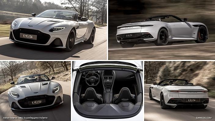 New 2020 Aston Martin DBS Convertible For Sale In Greenwich, CT. Alfa Romeo of Greenwich, 2323 3108_p5