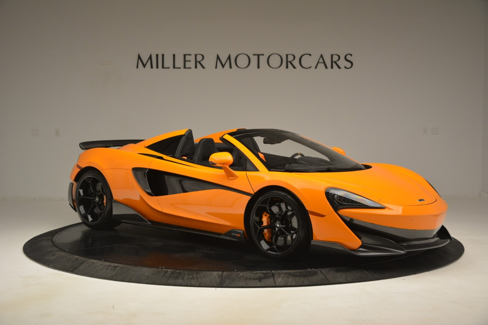 New 2020 McLaren 600LT Spider Convertible For Sale In Greenwich, CT. Alfa Romeo of Greenwich, MC422 3109_p10
