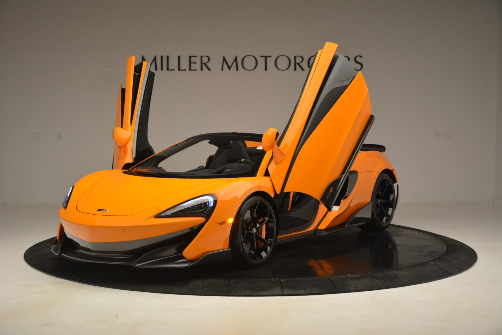 New 2020 McLaren 600LT Spider Convertible For Sale In Greenwich, CT. Alfa Romeo of Greenwich, MC422 3109_p14