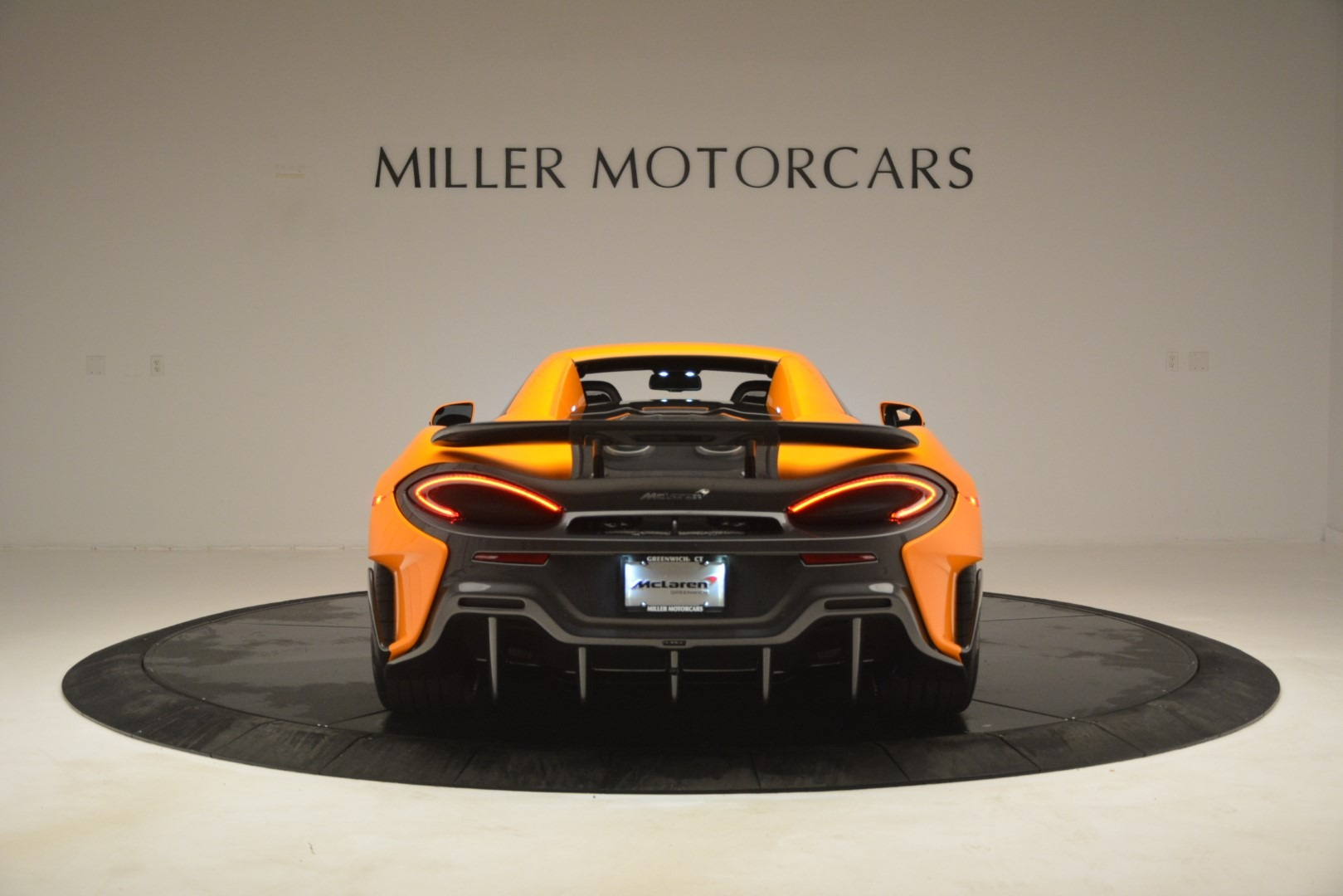 New 2020 McLaren 600LT Spider Convertible For Sale In Greenwich, CT. Alfa Romeo of Greenwich, MC422 3109_p18