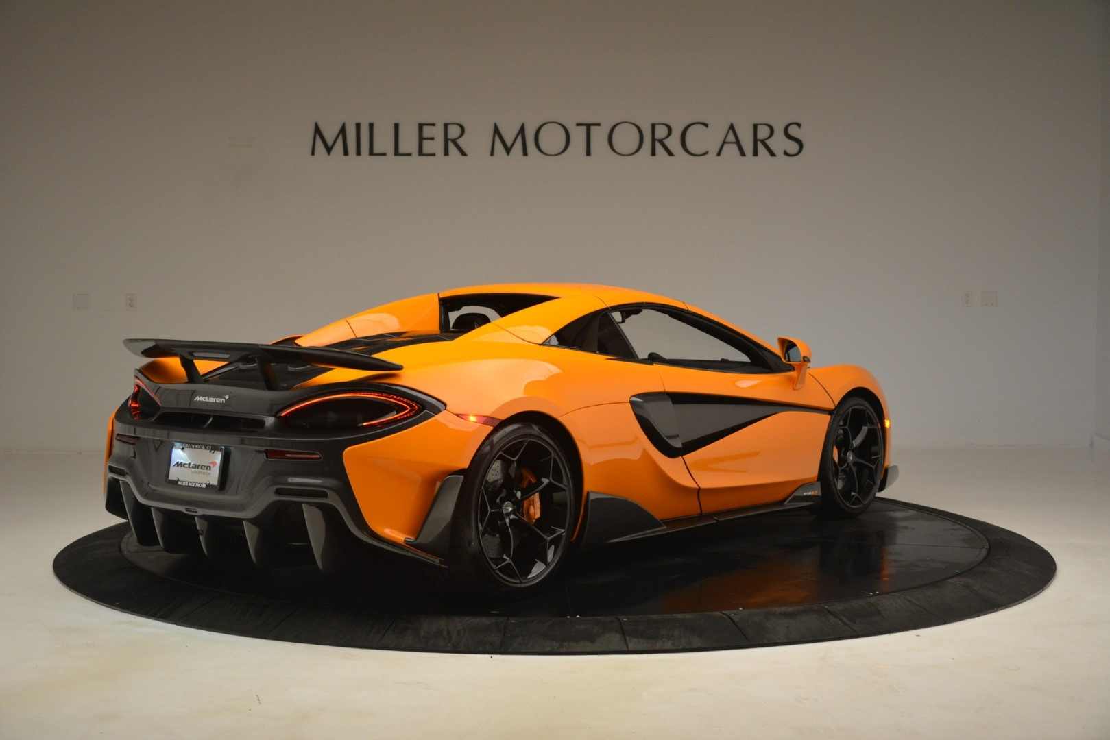 New 2020 McLaren 600LT Spider Convertible For Sale In Greenwich, CT. Alfa Romeo of Greenwich, MC422 3109_p19