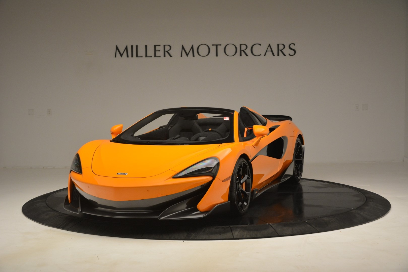 New 2020 McLaren 600LT Spider Convertible For Sale In Greenwich, CT. Alfa Romeo of Greenwich, MC422 3109_p2