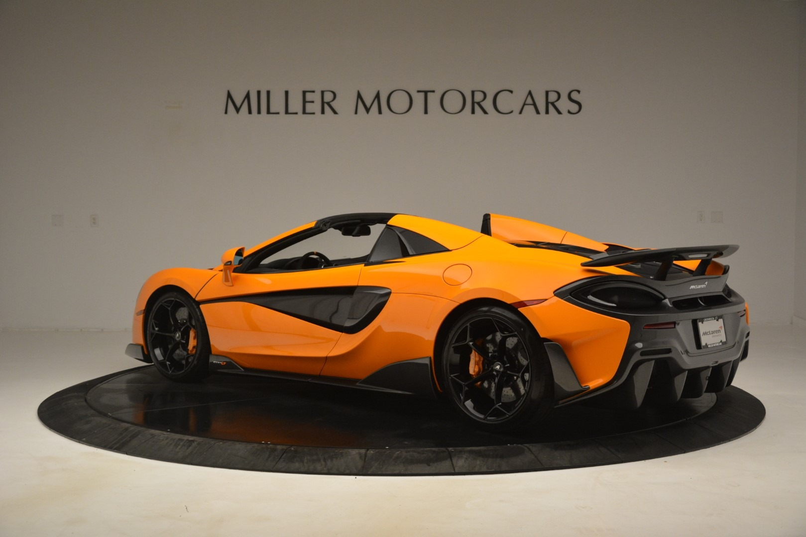 New 2020 McLaren 600LT Spider Convertible For Sale In Greenwich, CT. Alfa Romeo of Greenwich, MC422 3109_p4