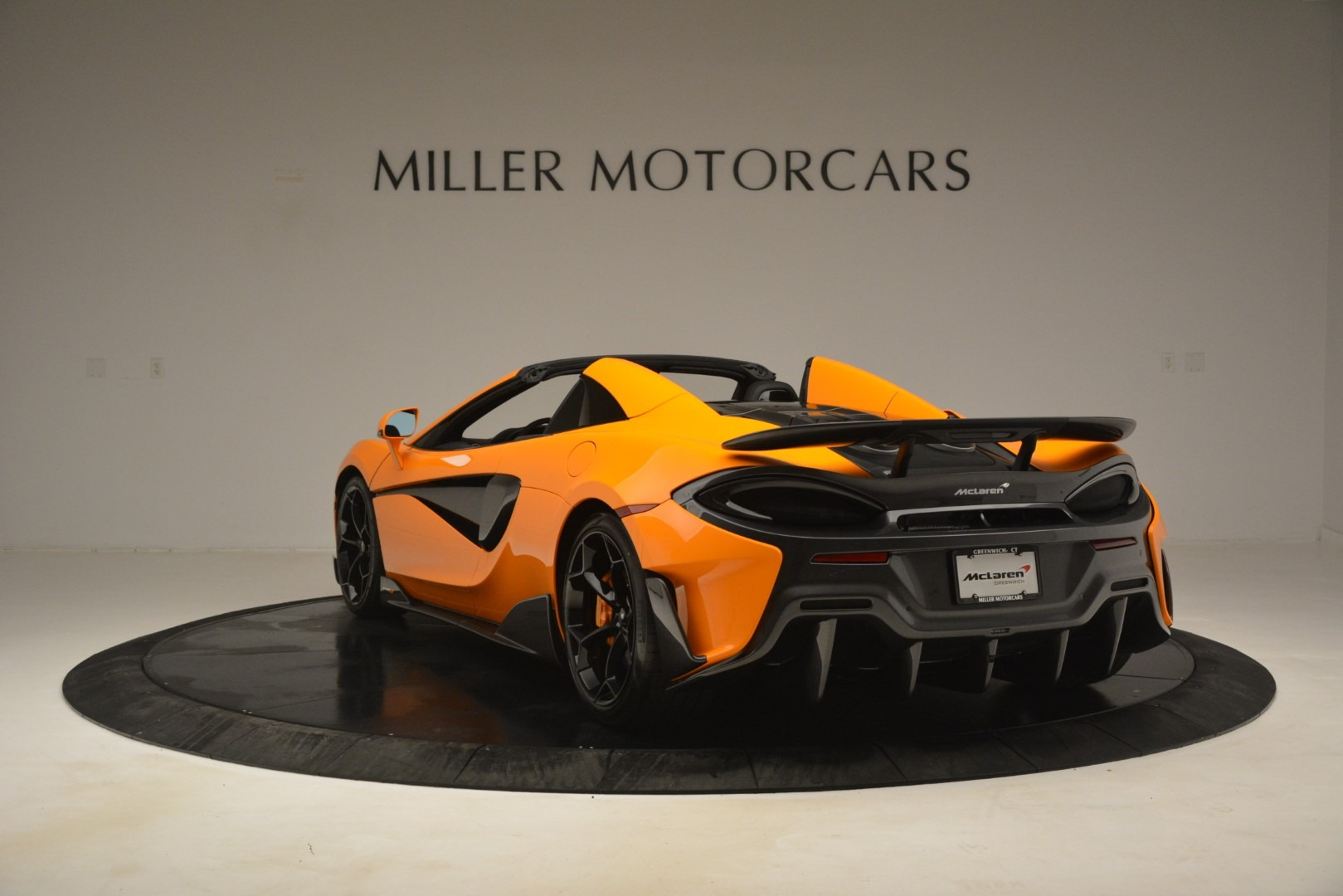 New 2020 McLaren 600LT Spider Convertible For Sale In Greenwich, CT. Alfa Romeo of Greenwich, MC422 3109_p5