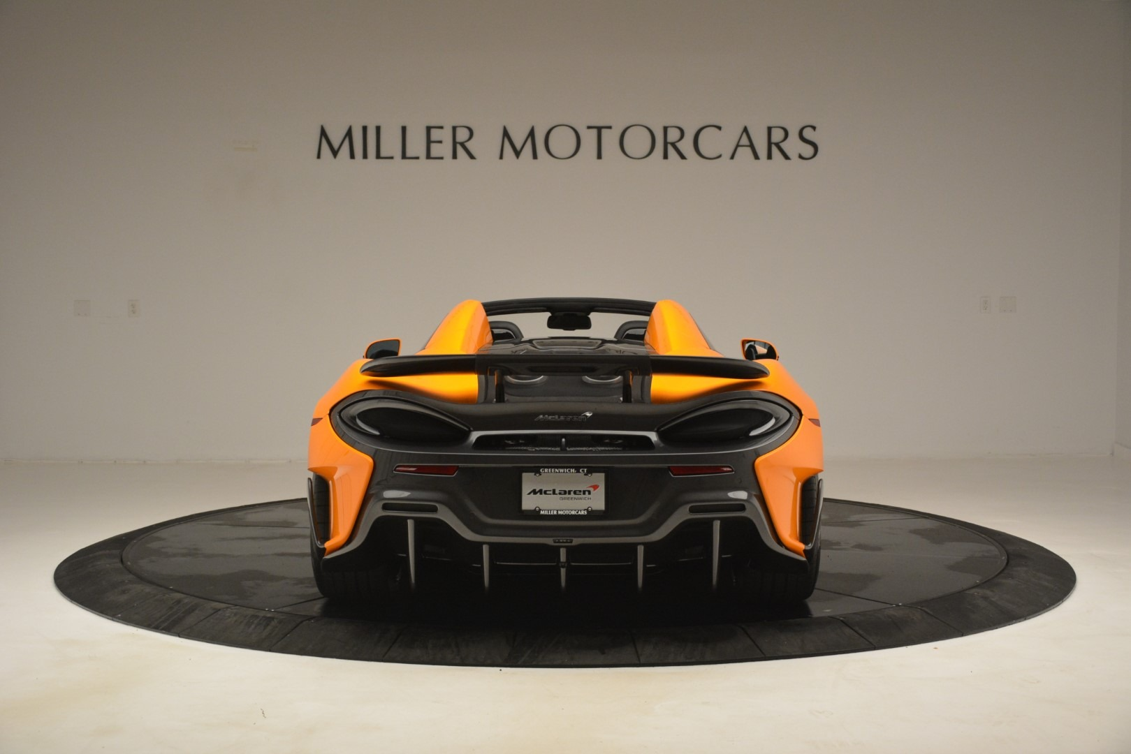 New 2020 McLaren 600LT Spider Convertible For Sale In Greenwich, CT. Alfa Romeo of Greenwich, MC422 3109_p6