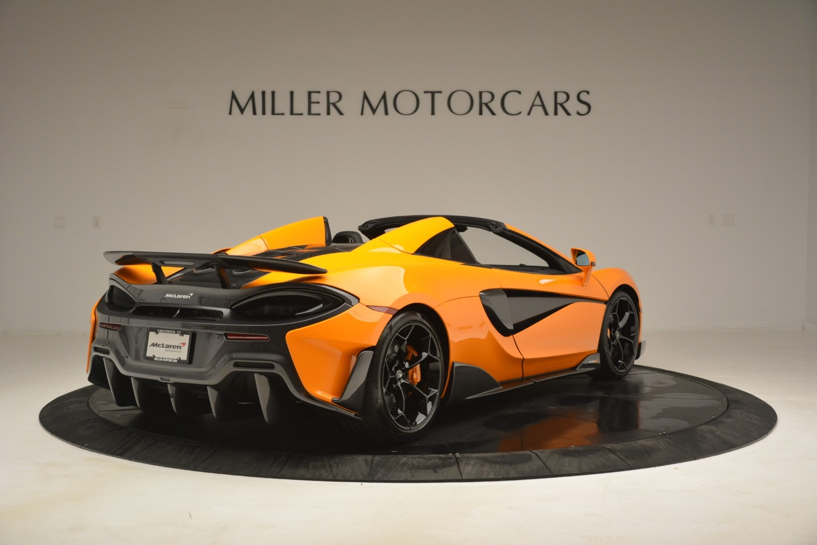 New 2020 McLaren 600LT Spider Convertible For Sale In Greenwich, CT. Alfa Romeo of Greenwich, MC422 3109_p7