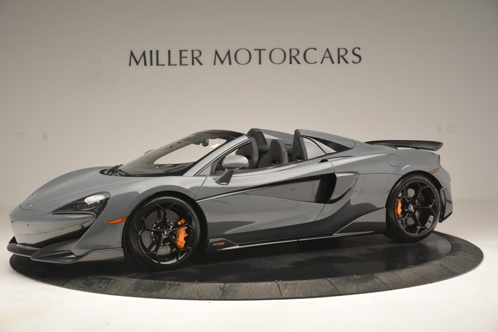 New 2020 McLaren 600LT Spider Convertible For Sale In Greenwich, CT. Alfa Romeo of Greenwich, MC423 3110_p2