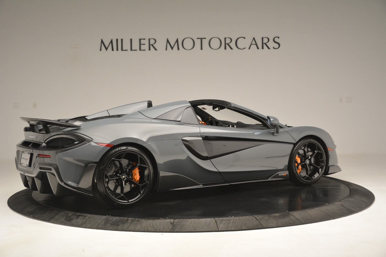 New 2020 McLaren 600LT Spider Convertible For Sale In Greenwich, CT. Alfa Romeo of Greenwich, MC423 3110_p8