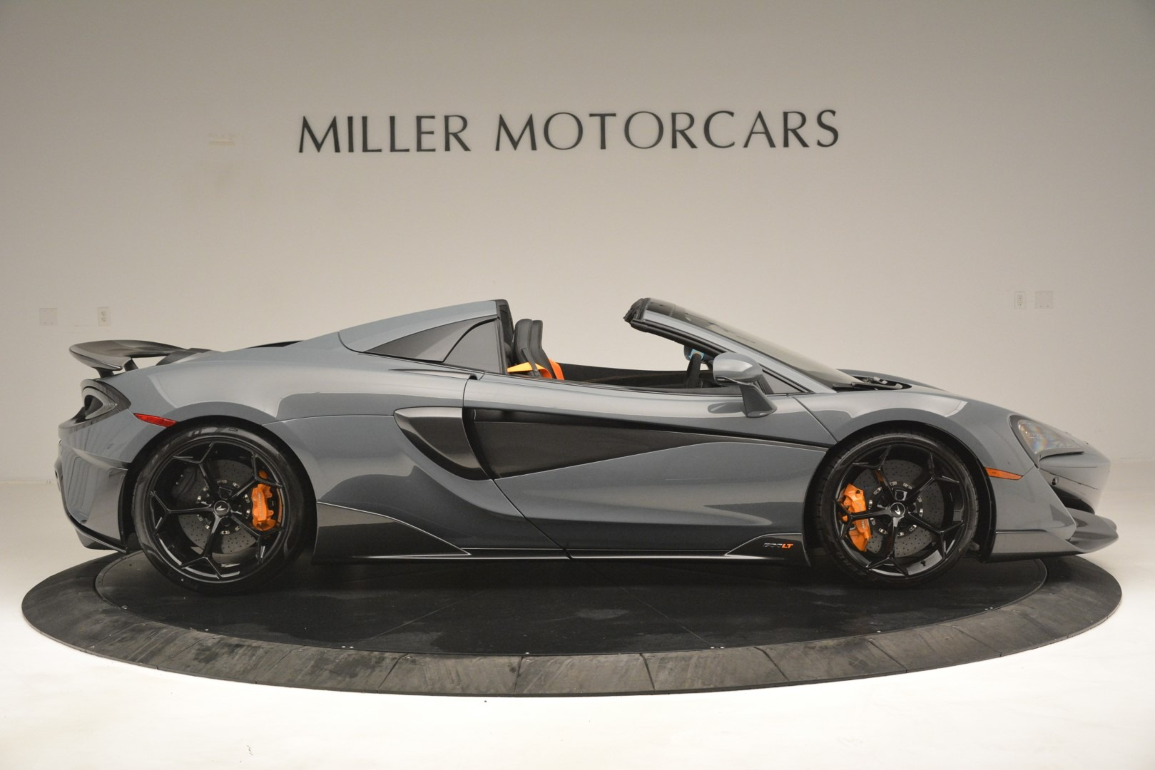 New 2020 McLaren 600LT Spider Convertible For Sale In Greenwich, CT. Alfa Romeo of Greenwich, MC423 3110_p9