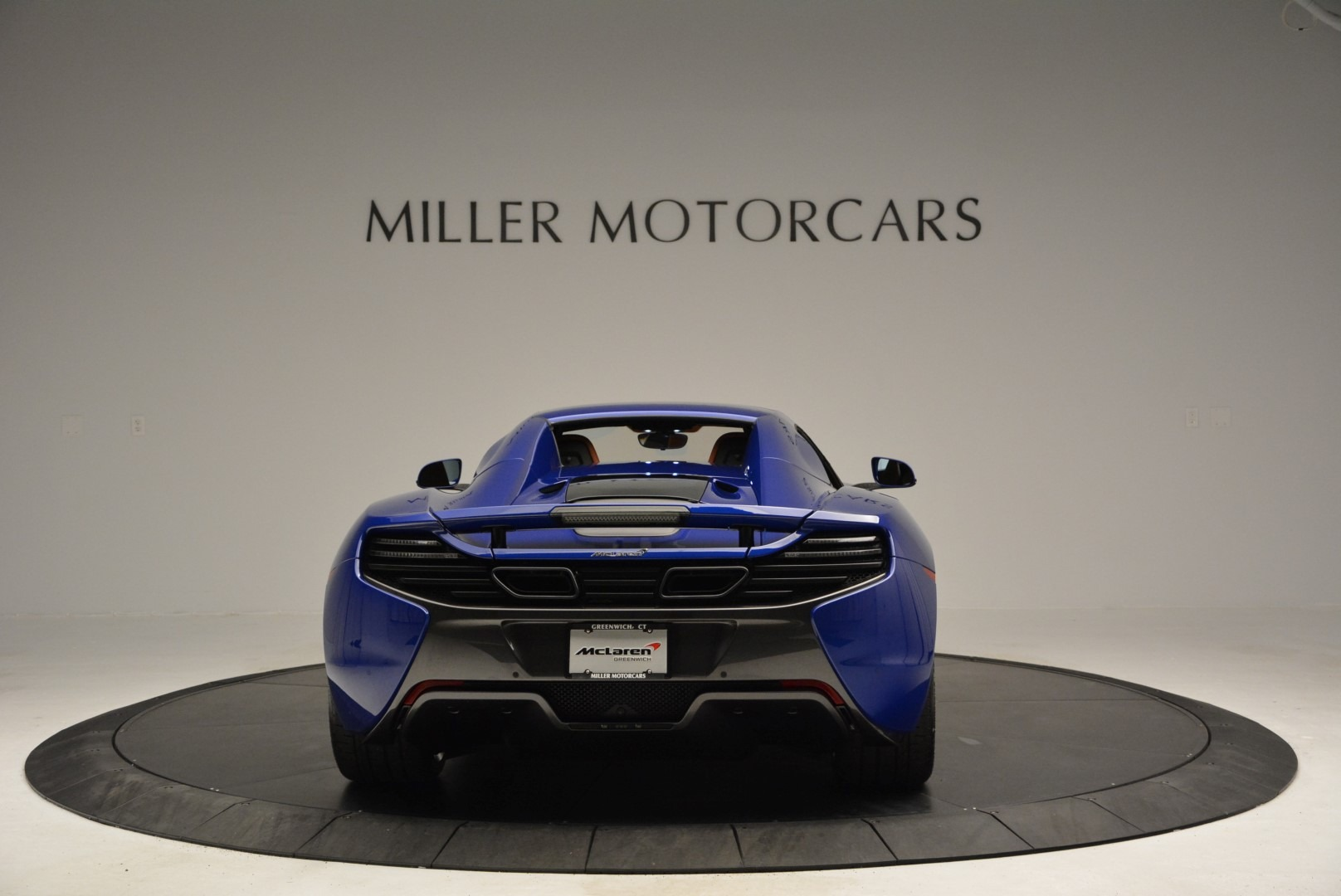 Used 2015 McLaren 650S Spider Convertible For Sale In Greenwich, CT. Alfa Romeo of Greenwich, 3161 3112_p17