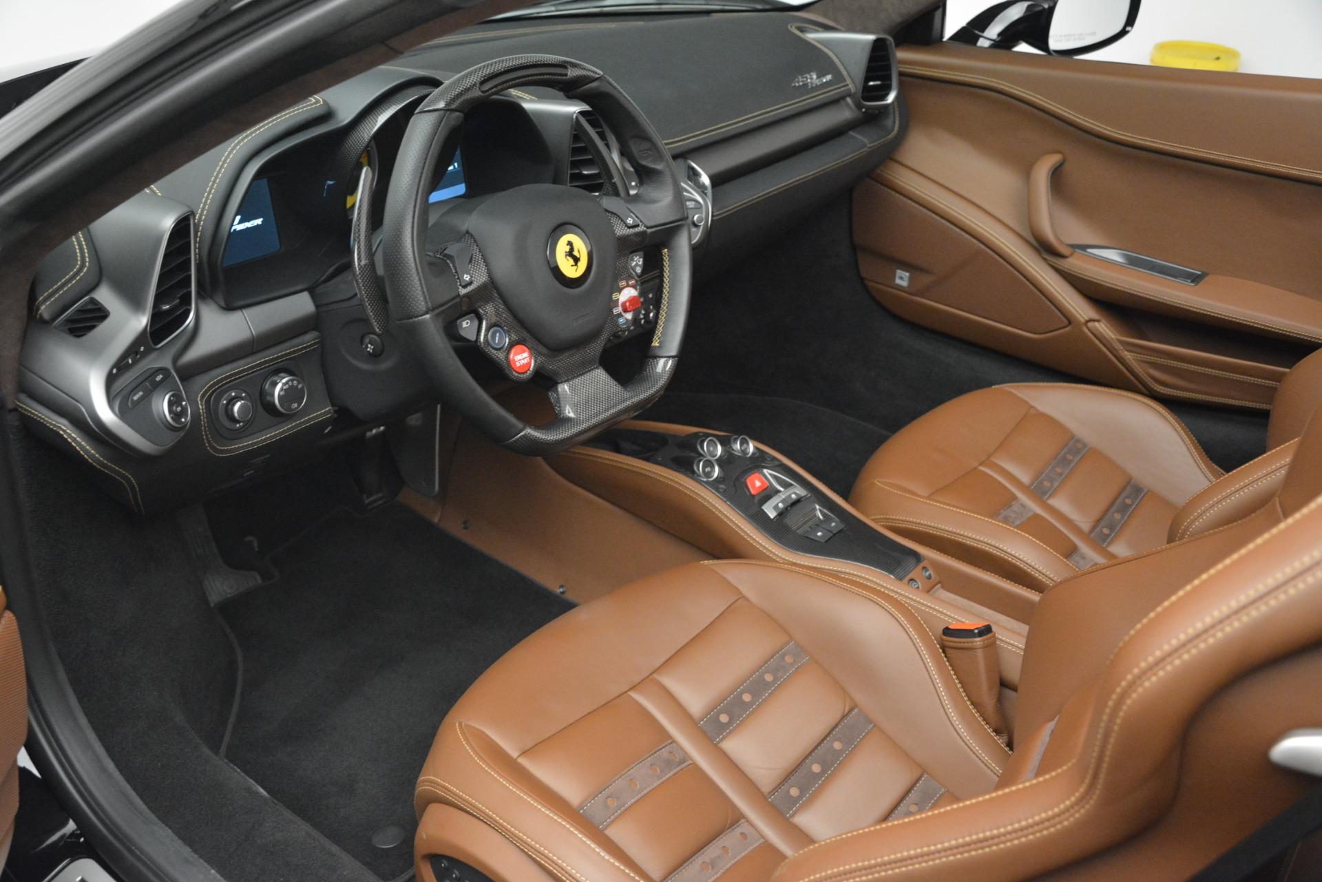 Used 2013 Ferrari 458 Spider  For Sale In Greenwich, CT. Alfa Romeo of Greenwich, 4553A 3114_p19
