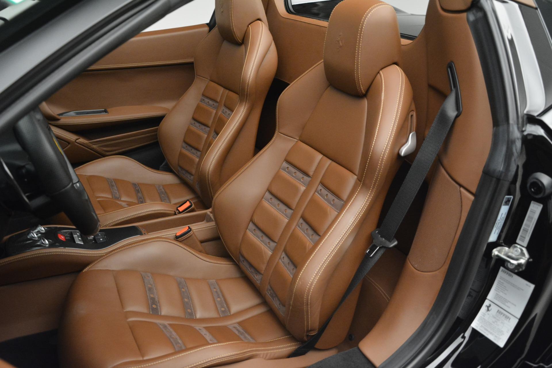 Used 2013 Ferrari 458 Spider  For Sale In Greenwich, CT. Alfa Romeo of Greenwich, 4553A 3114_p21