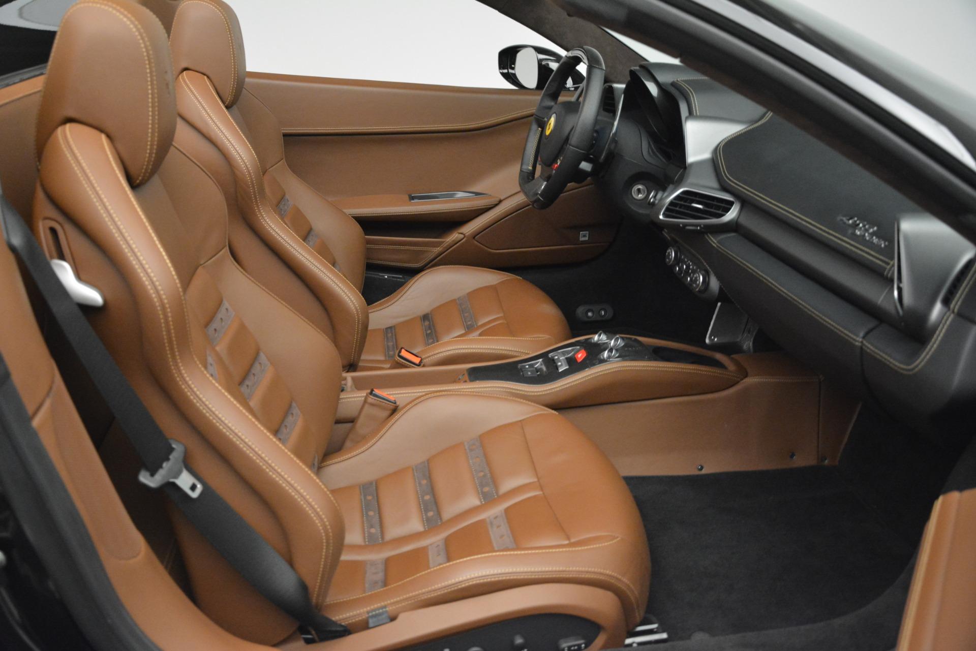 Used 2013 Ferrari 458 Spider  For Sale In Greenwich, CT. Alfa Romeo of Greenwich, 4553A 3114_p24