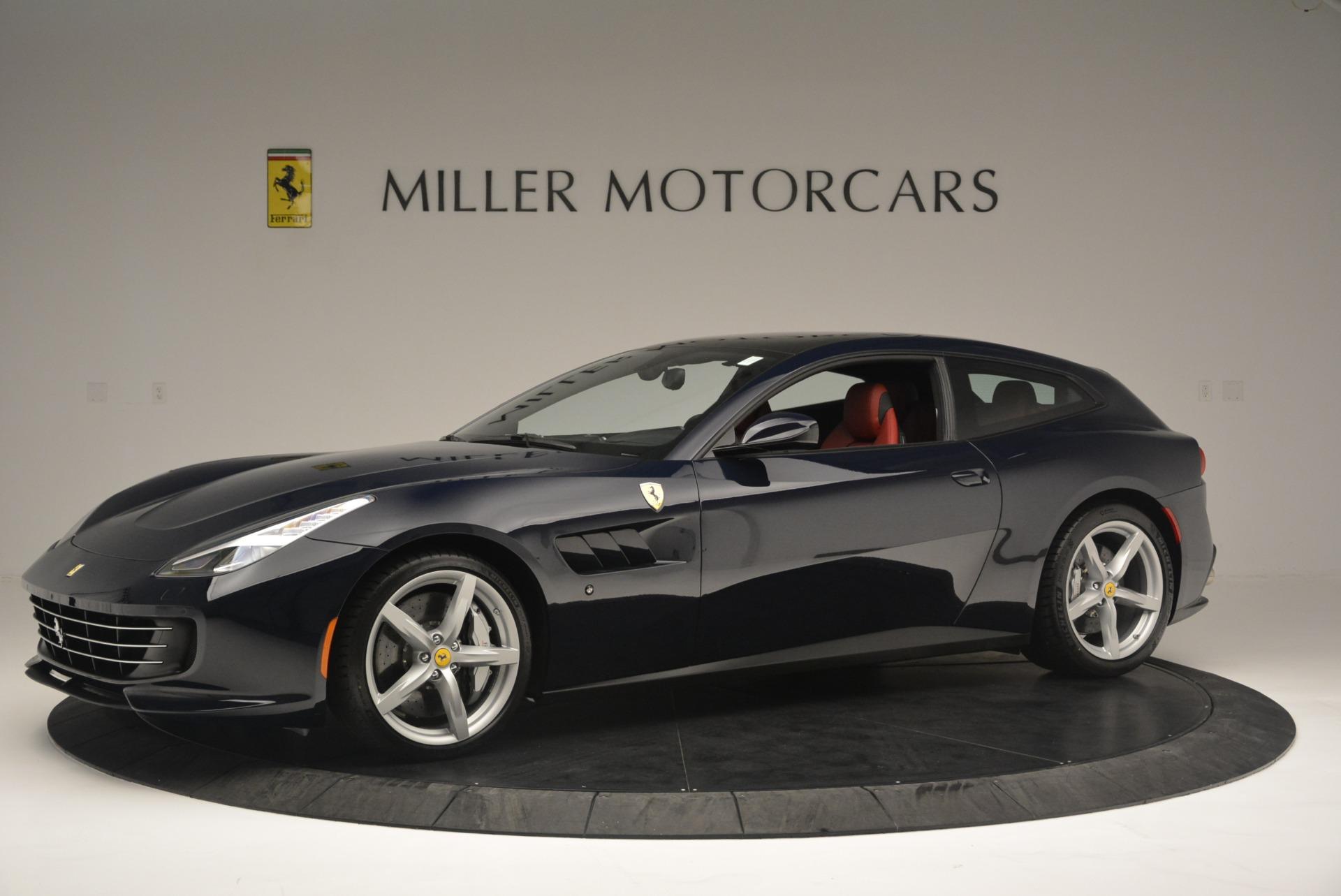 Used 2019 Ferrari GTC4Lusso  For Sale In Greenwich, CT. Alfa Romeo of Greenwich, F1978A 3118_p2