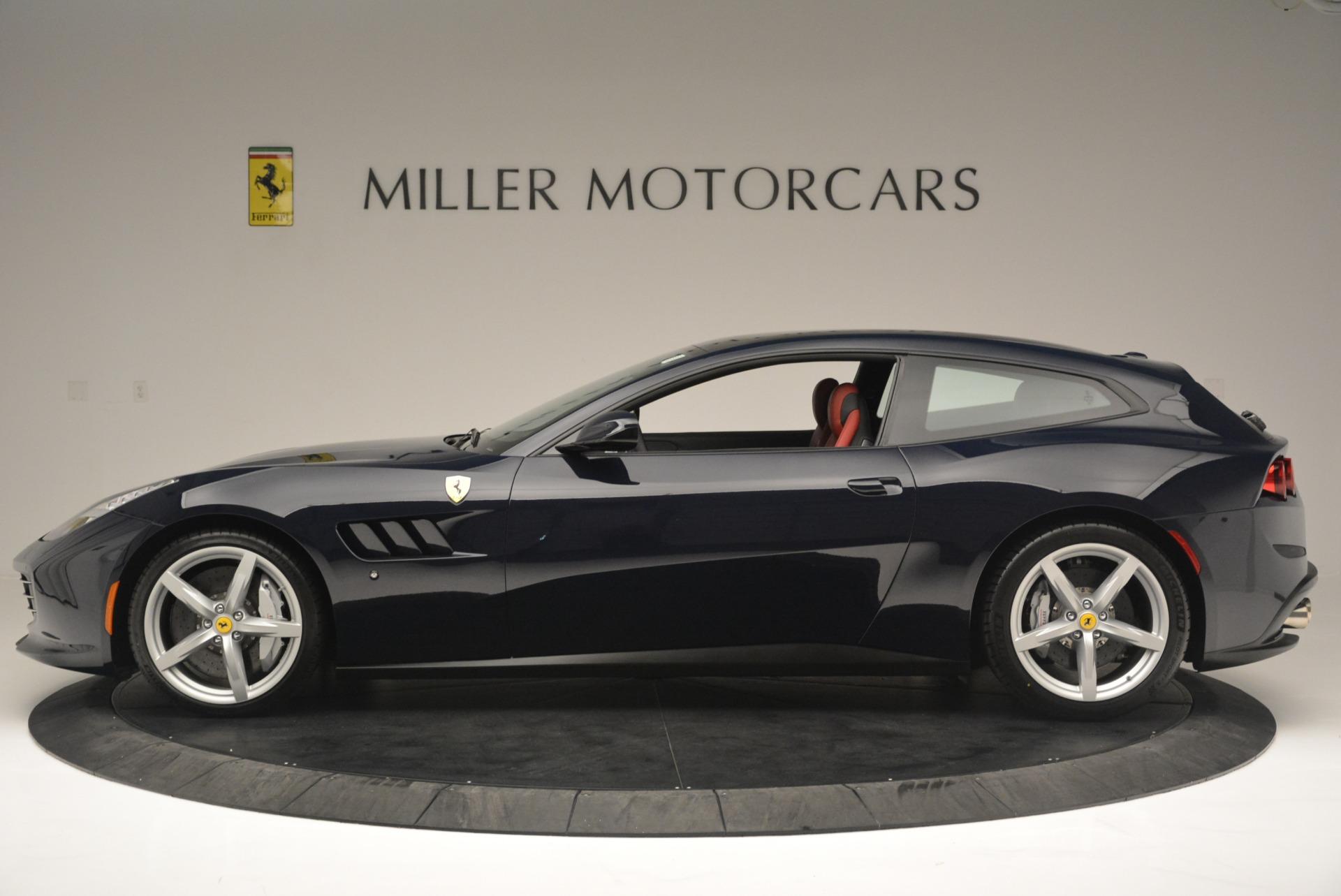 Used 2019 Ferrari GTC4Lusso  For Sale In Greenwich, CT. Alfa Romeo of Greenwich, F1978A 3118_p3
