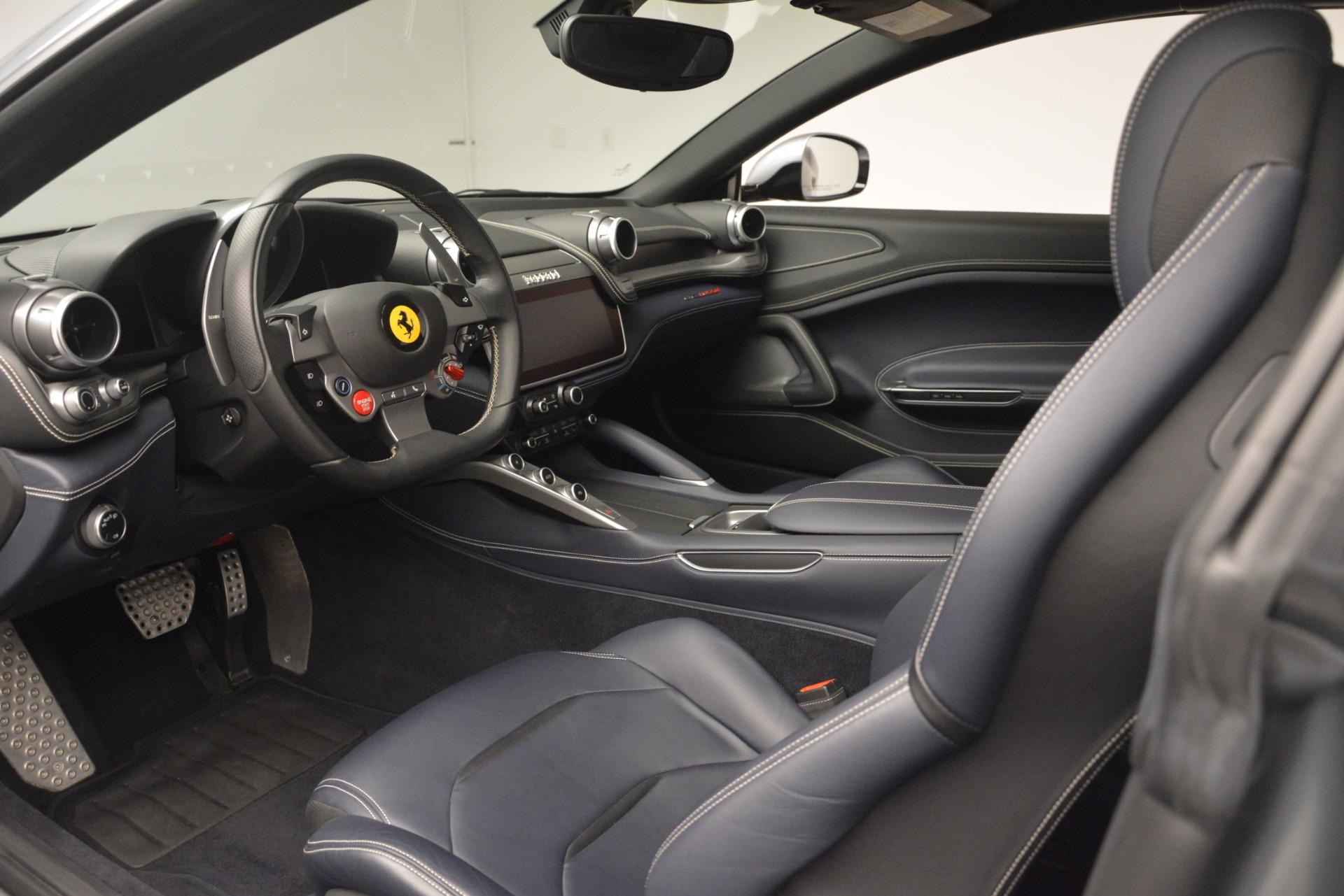 Used 2017 Ferrari GTC4Lusso  For Sale In Greenwich, CT. Alfa Romeo of Greenwich, 4556 3119_p13