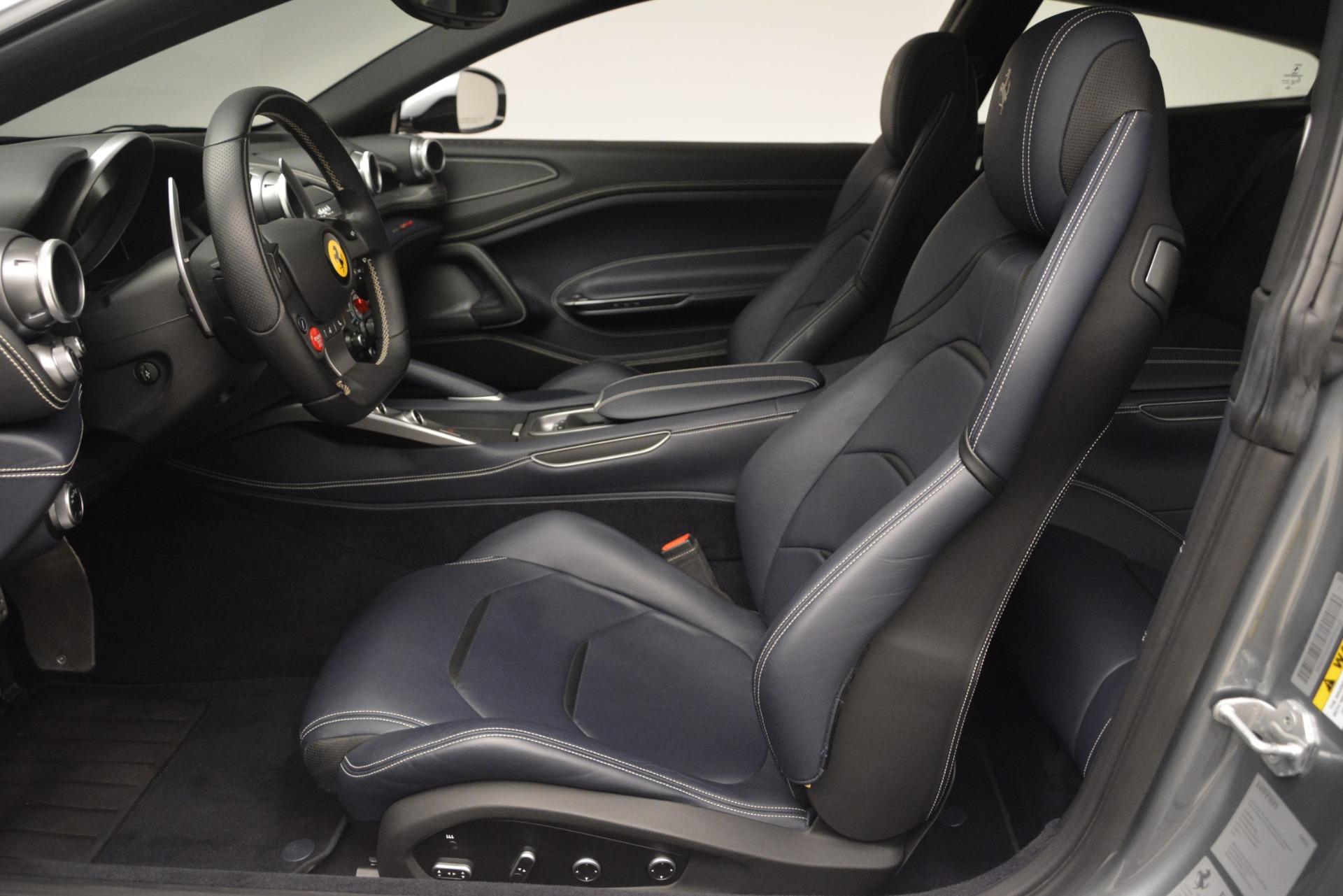 Used 2017 Ferrari GTC4Lusso  For Sale In Greenwich, CT. Alfa Romeo of Greenwich, 4556 3119_p14