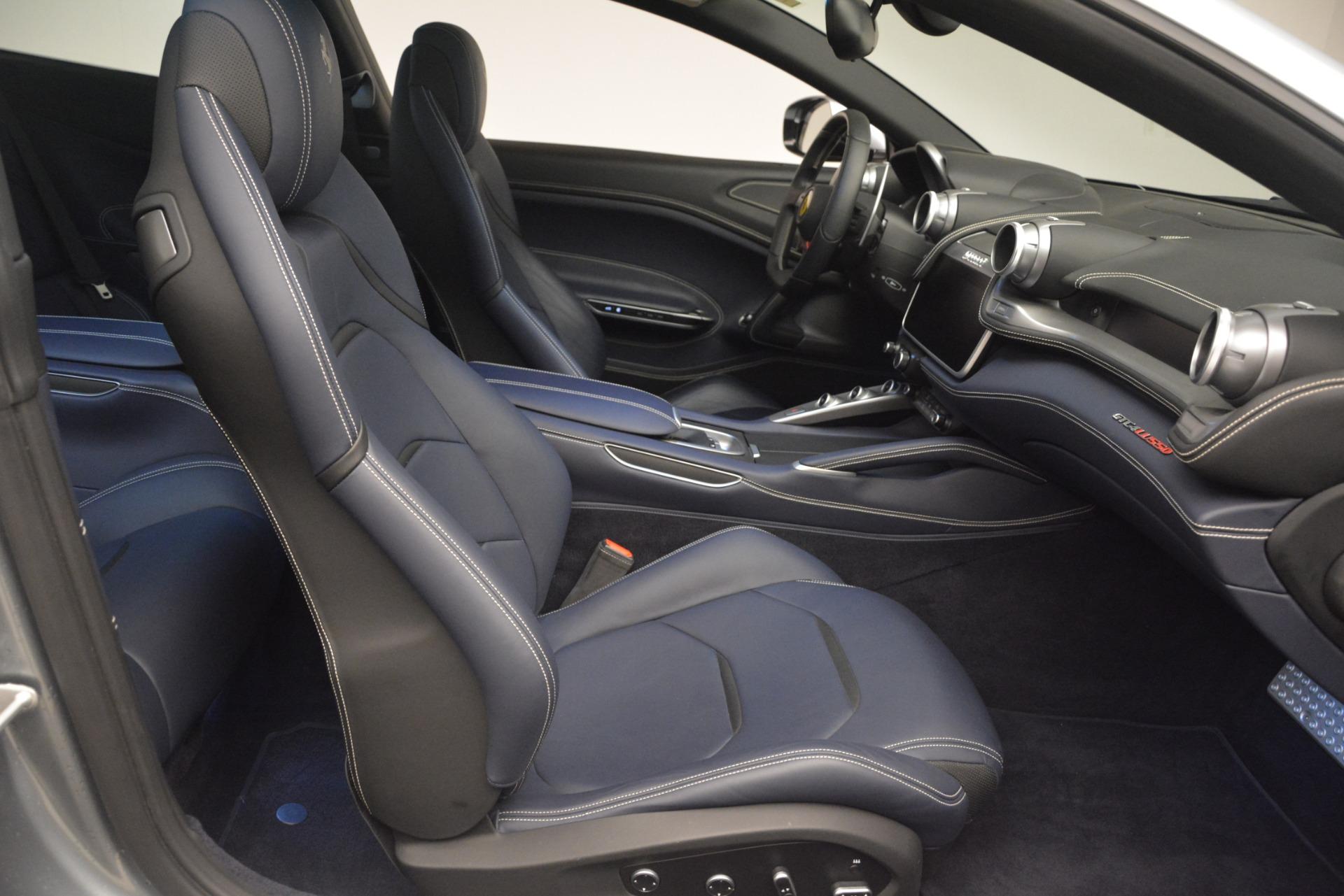 Used 2017 Ferrari GTC4Lusso  For Sale In Greenwich, CT. Alfa Romeo of Greenwich, 4556 3119_p19