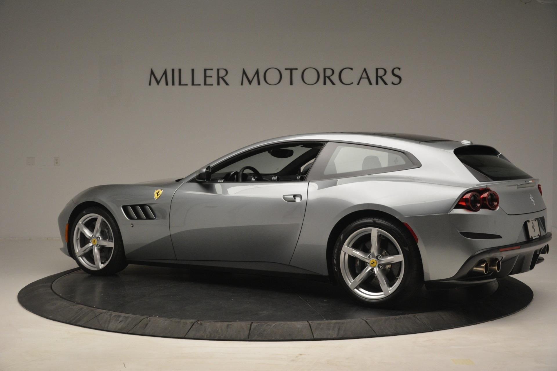Used 2017 Ferrari GTC4Lusso  For Sale In Greenwich, CT. Alfa Romeo of Greenwich, 4556 3119_p4