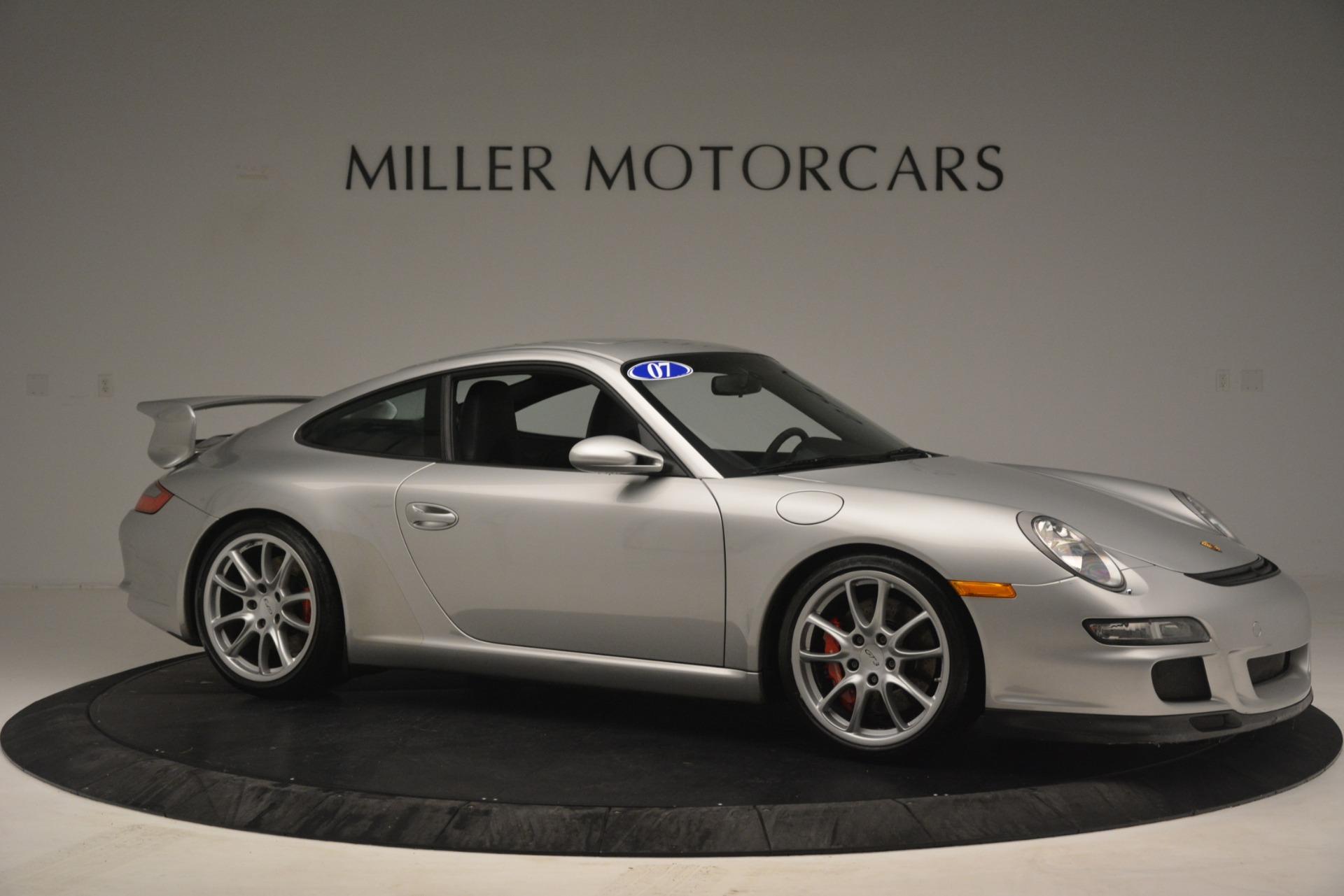 Used 2007 Porsche 911 GT3 For Sale In Greenwich, CT. Alfa Romeo of Greenwich, 7515A 3120_p10