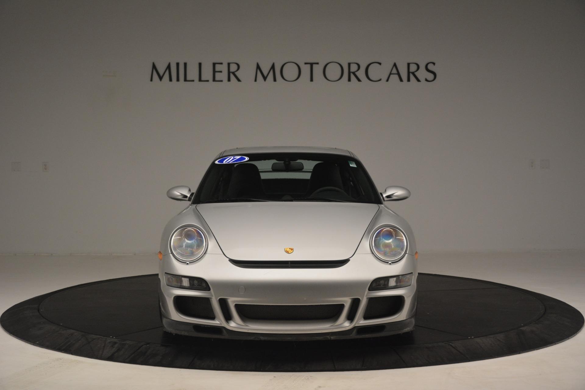 Used 2007 Porsche 911 GT3 For Sale In Greenwich, CT. Alfa Romeo of Greenwich, 7515A 3120_p12
