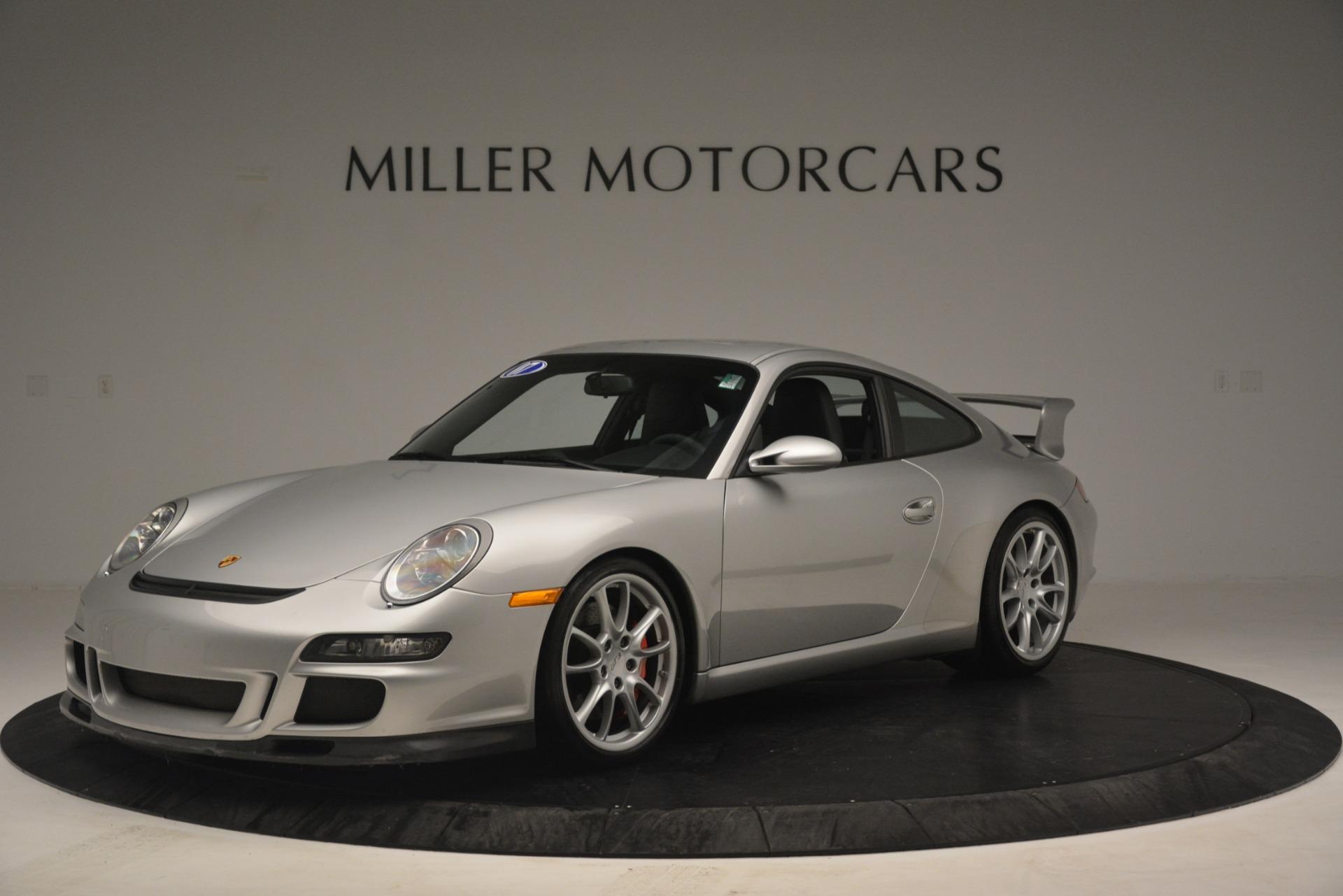 Used 2007 Porsche 911 GT3 For Sale In Greenwich, CT. Alfa Romeo of Greenwich, 7515A 3120_p2