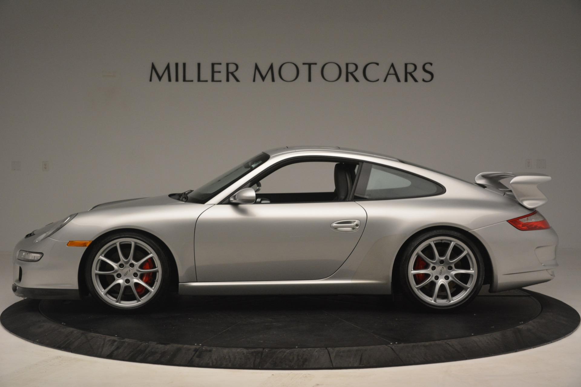 Used 2007 Porsche 911 GT3 For Sale In Greenwich, CT. Alfa Romeo of Greenwich, 7515A 3120_p3